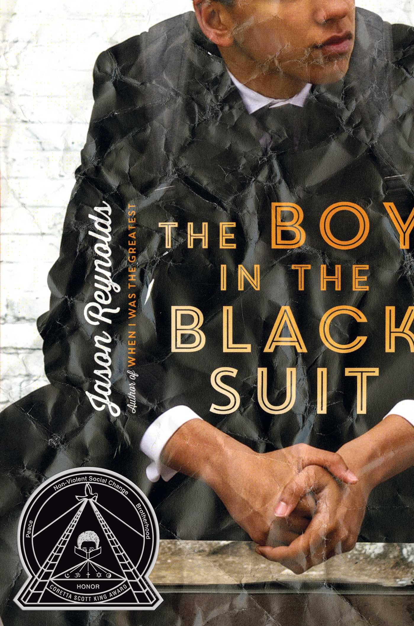The boy in the black suit 9781442459502 hr