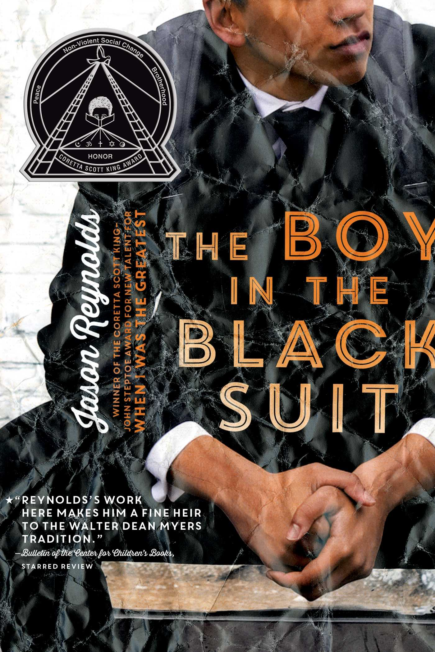 The boy in the black suit 9781442459519 hr
