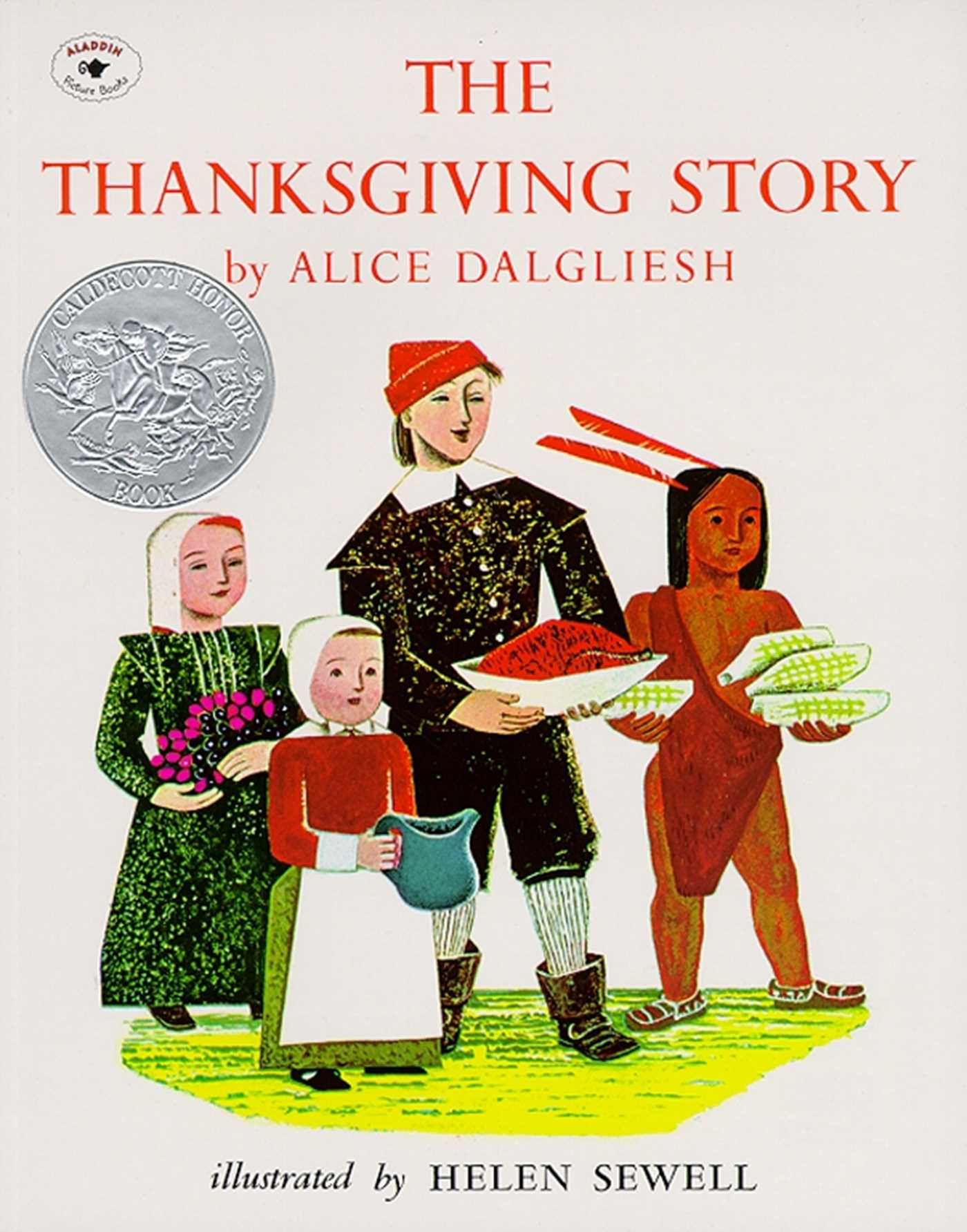 The thanksgiving story 9781442465527 hr