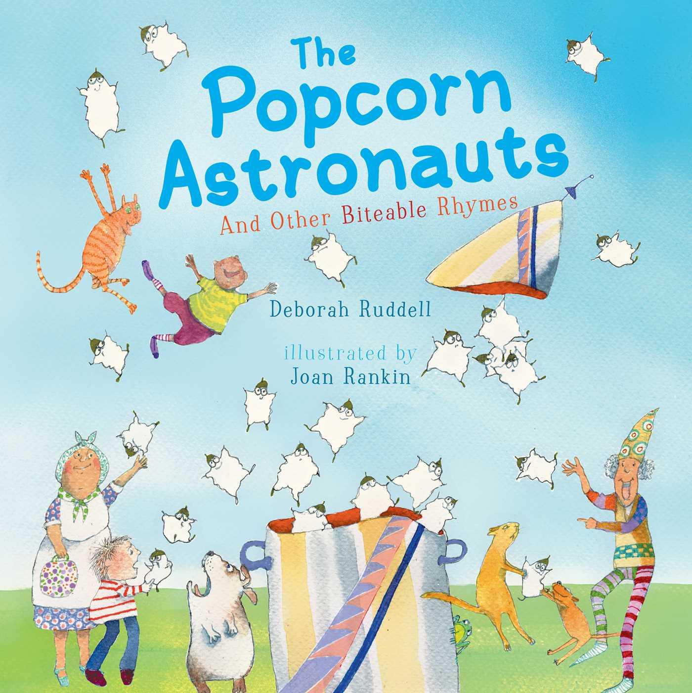 The popcorn astronauts 9781442465558 hr