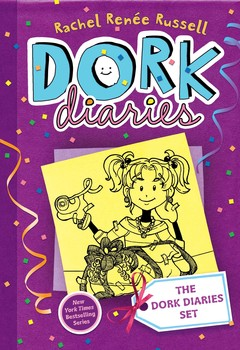 The Dork Diaries Set