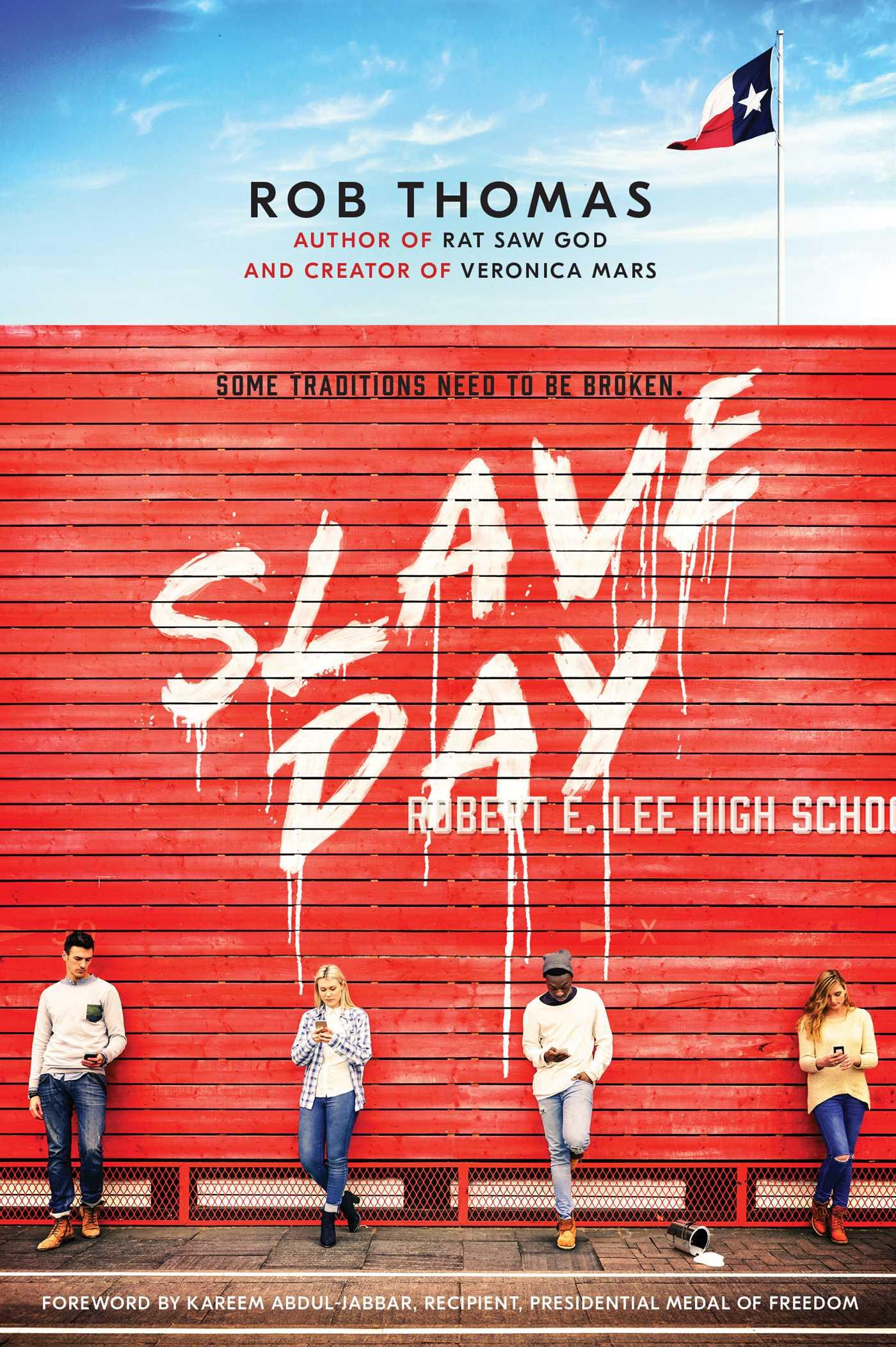 Slave day 9781442468092 hr