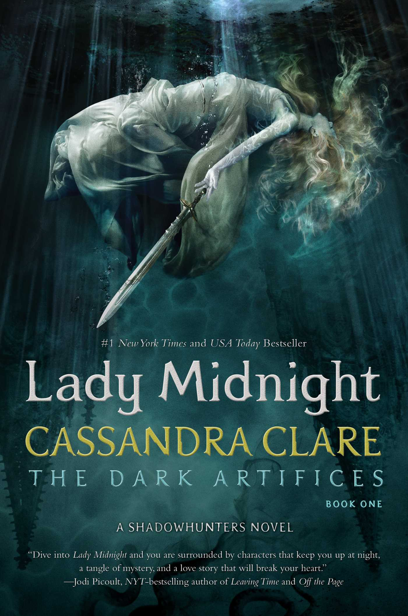 Lady midnight 9781442468351 hr