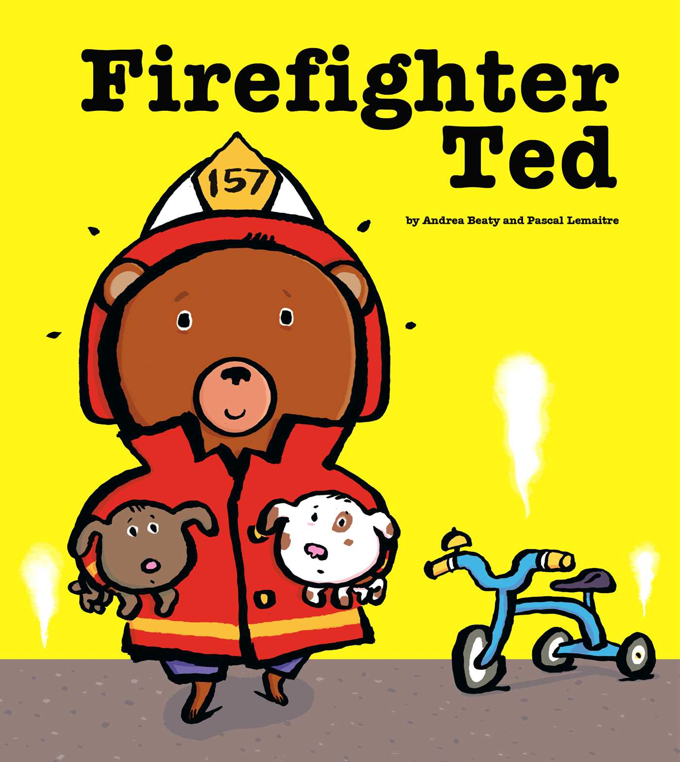 Firefighter ted 9781442472099 hr