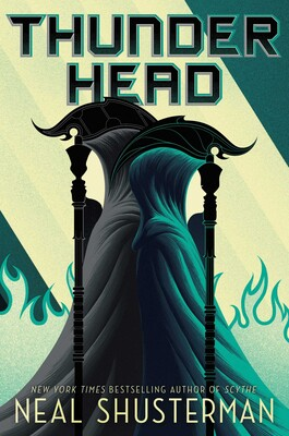 Thunderhead Book By Neal Shusterman Official Publisher