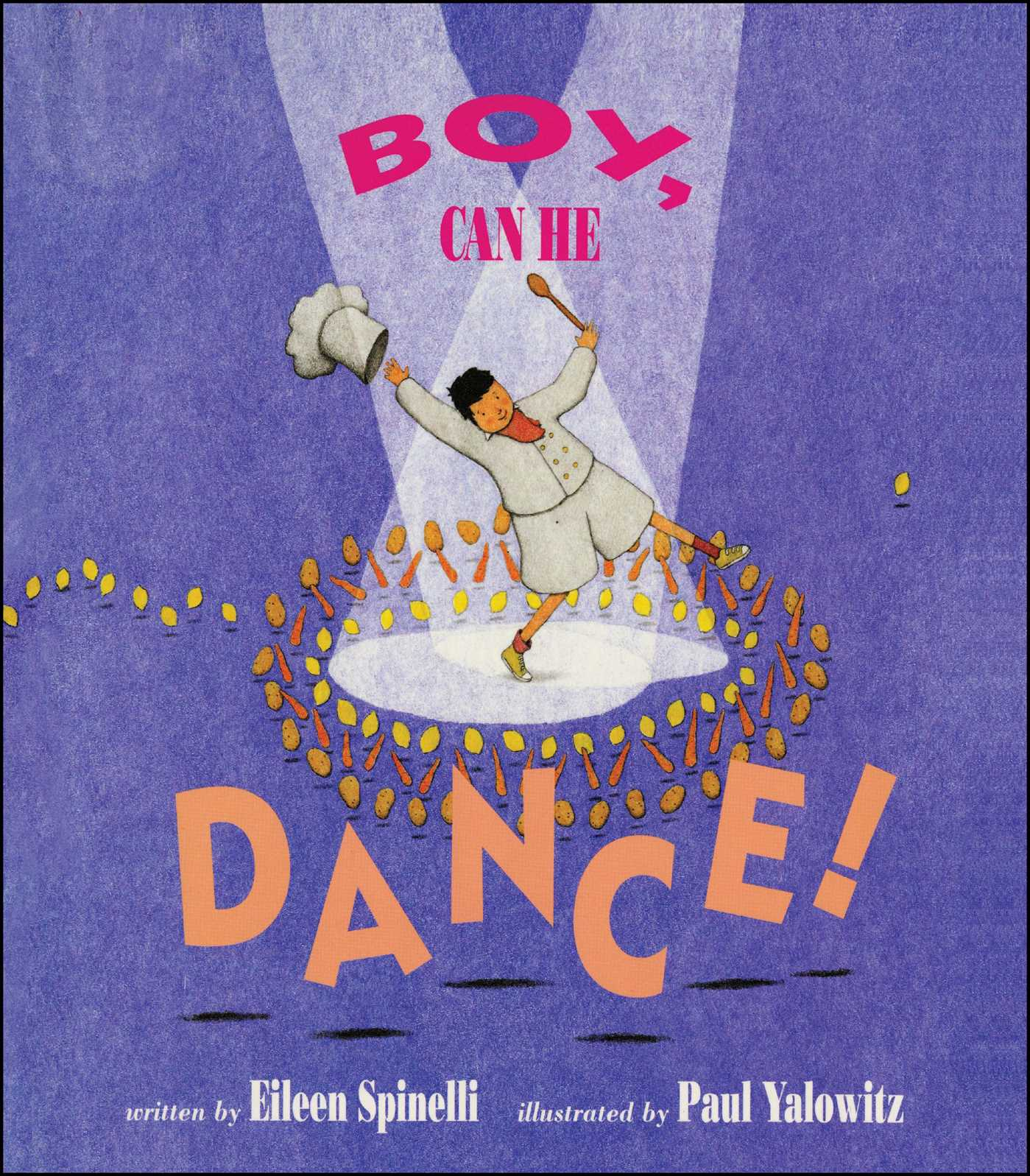Boy can he dance 9781442474413 hr