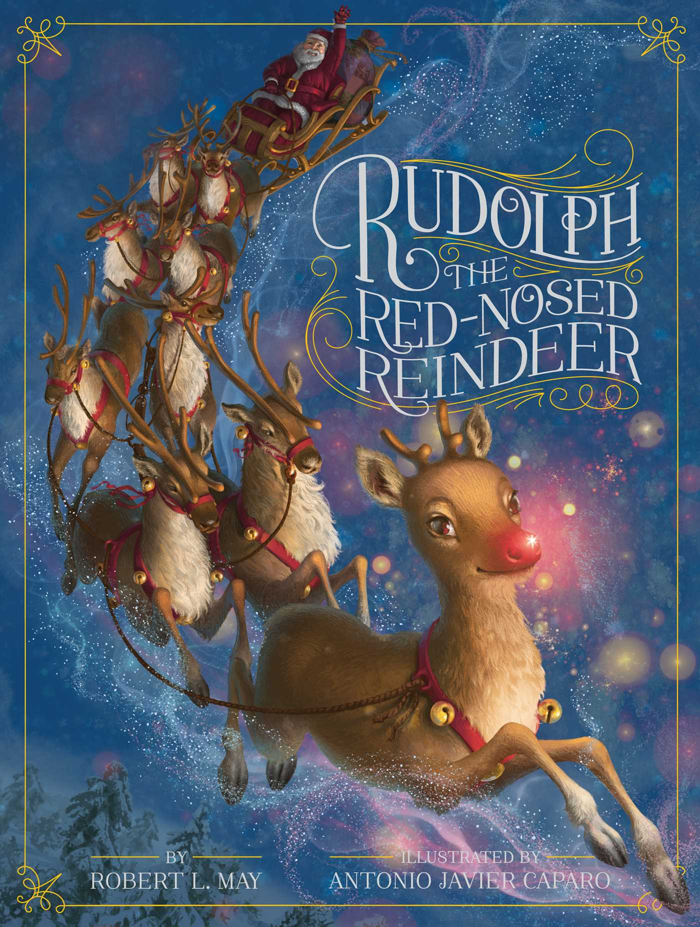 Rudolph the red nosed reindeer 9781442474956 hr