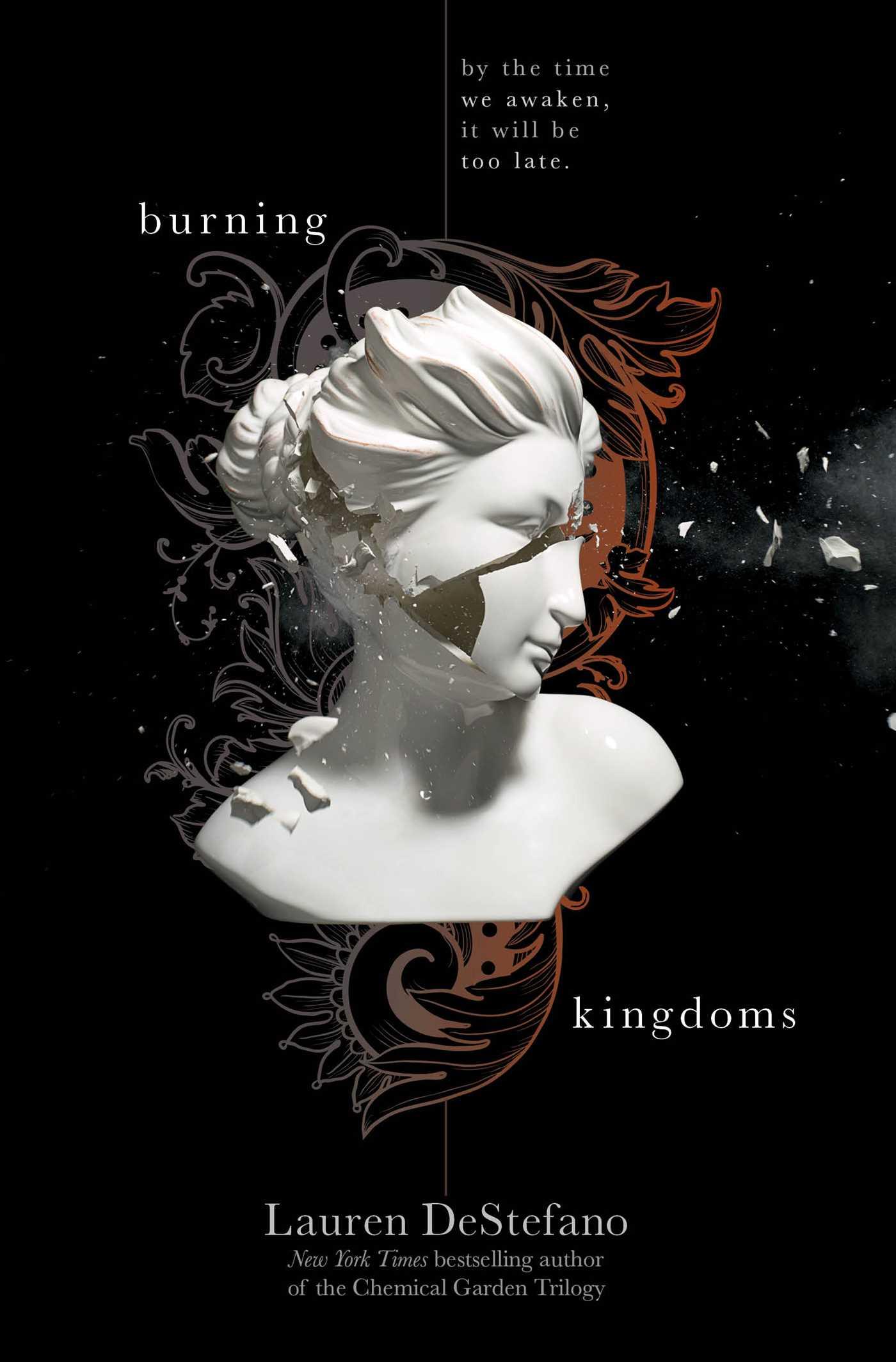 Burning kingdoms 9781442480650 hr