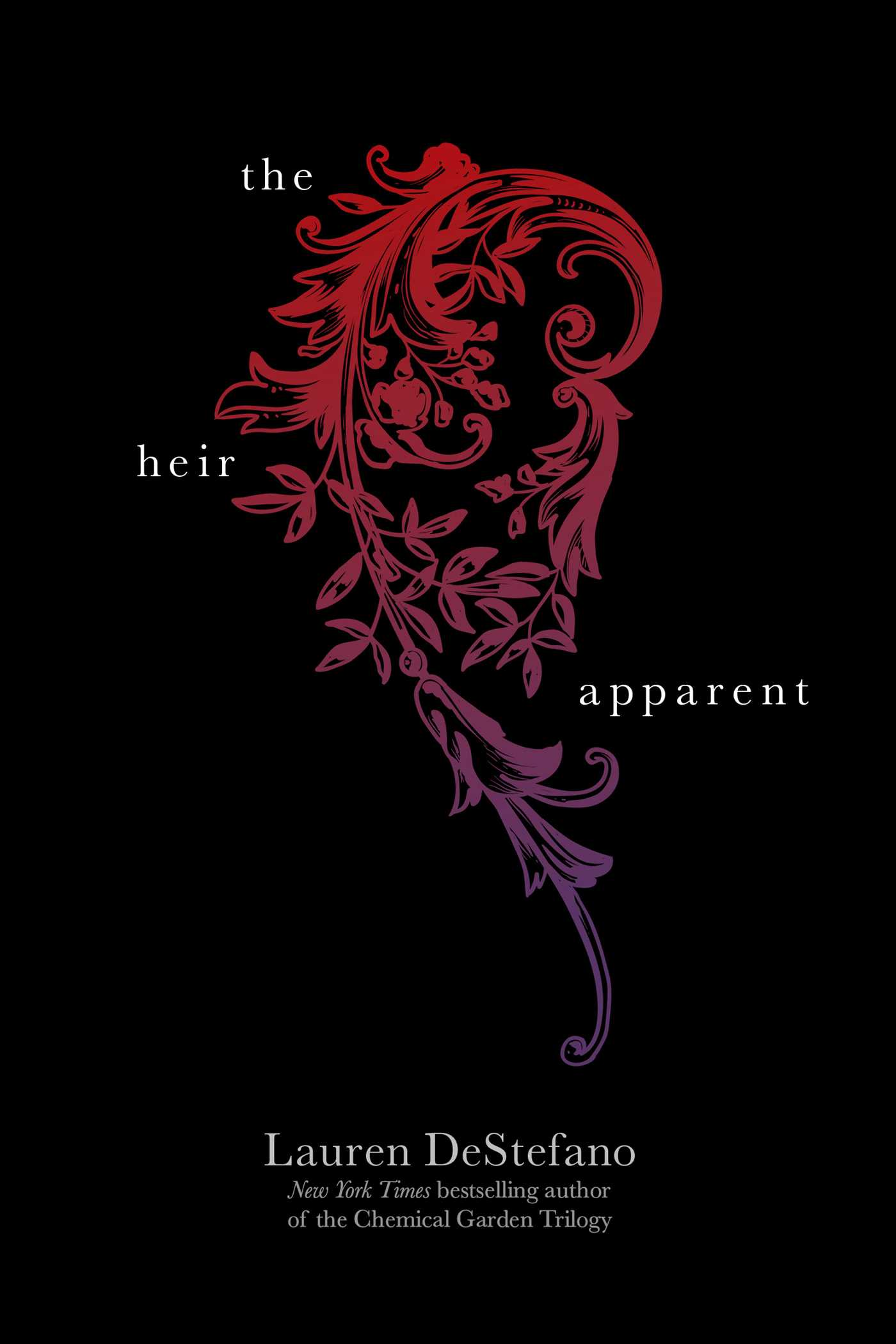 The heir apparent 9781442480681 hr