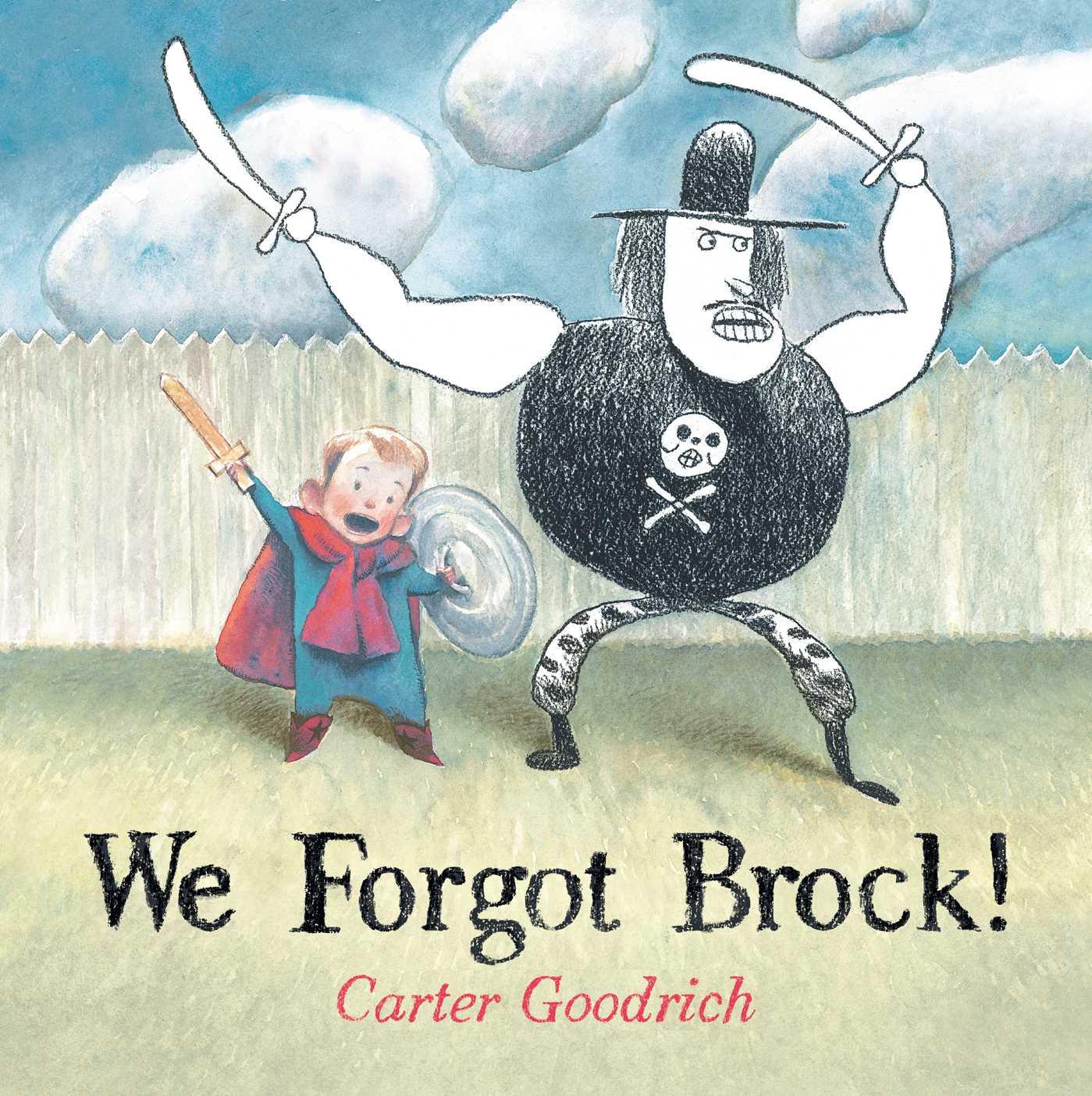 We forgot brock 9781442480902 hr
