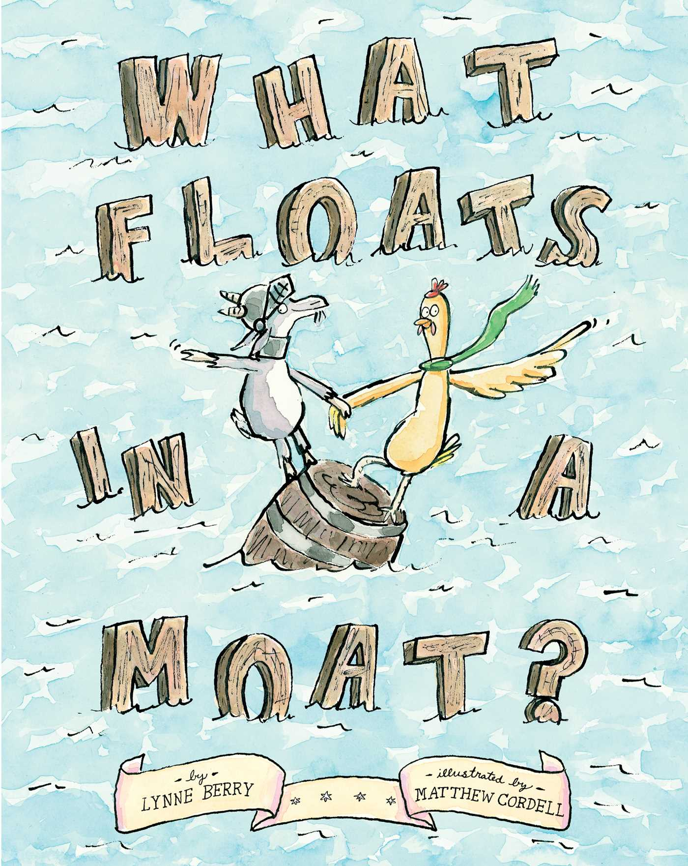 What floats in a moat 9781442481312 hr