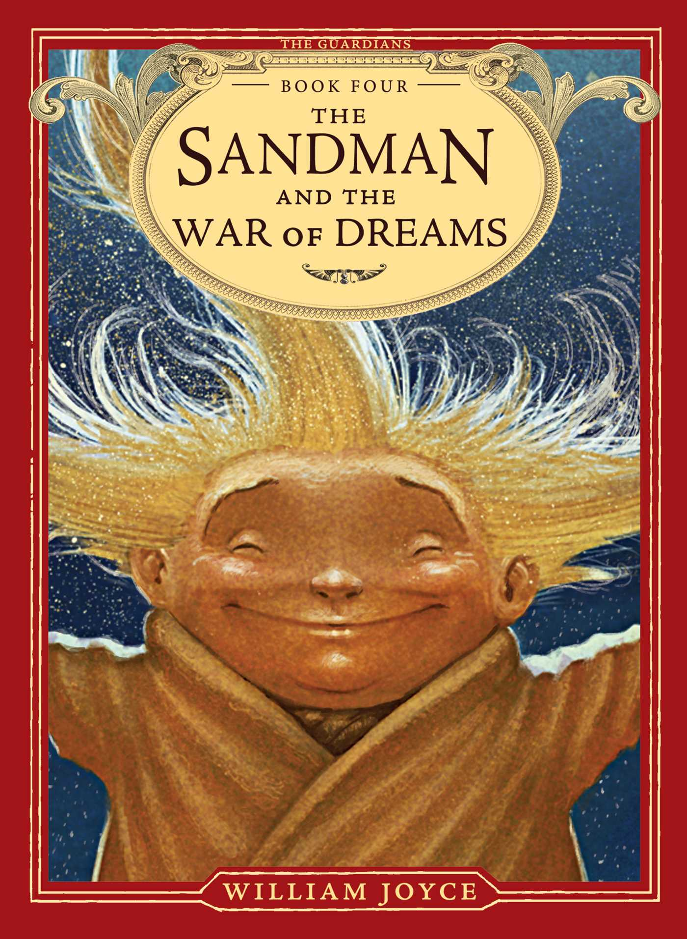 The sandman and the war of dreams 9781442481466 hr