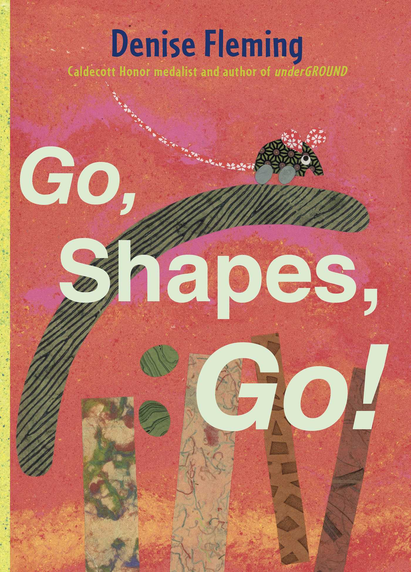 Go shapes go! 9781442482401 hr