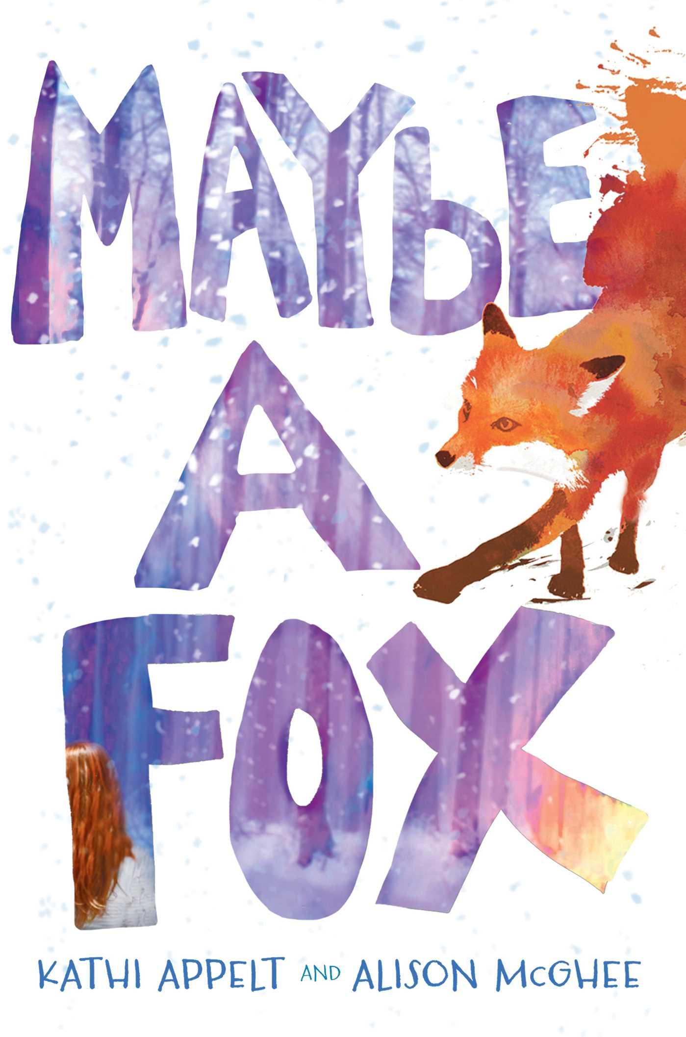 Maybe a fox 9781442482449 hr
