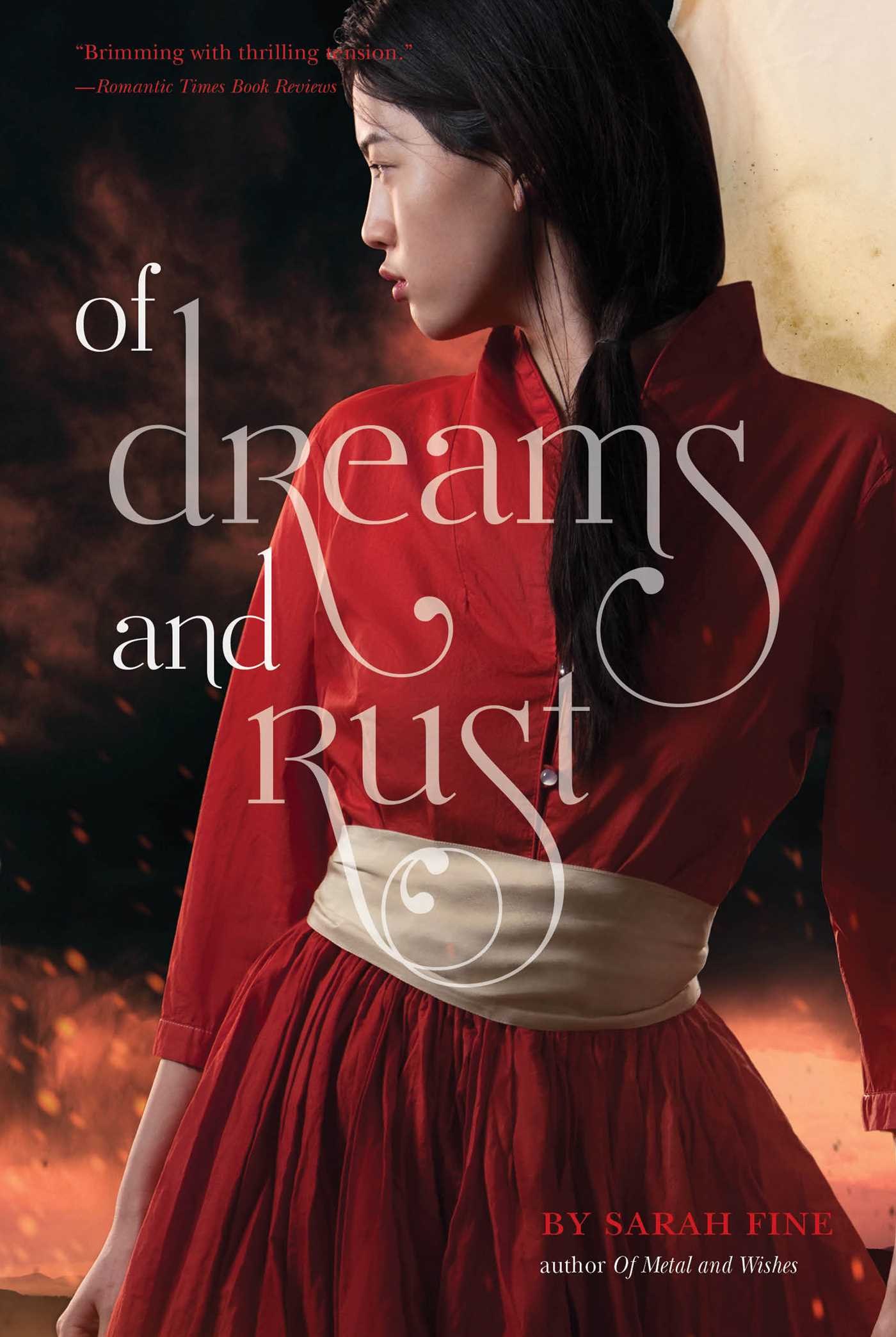 Of dreams and rust 9781442483620 hr