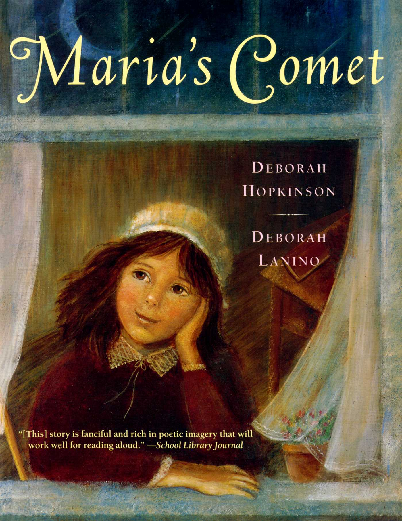 Marias comet 9781442484580 hr