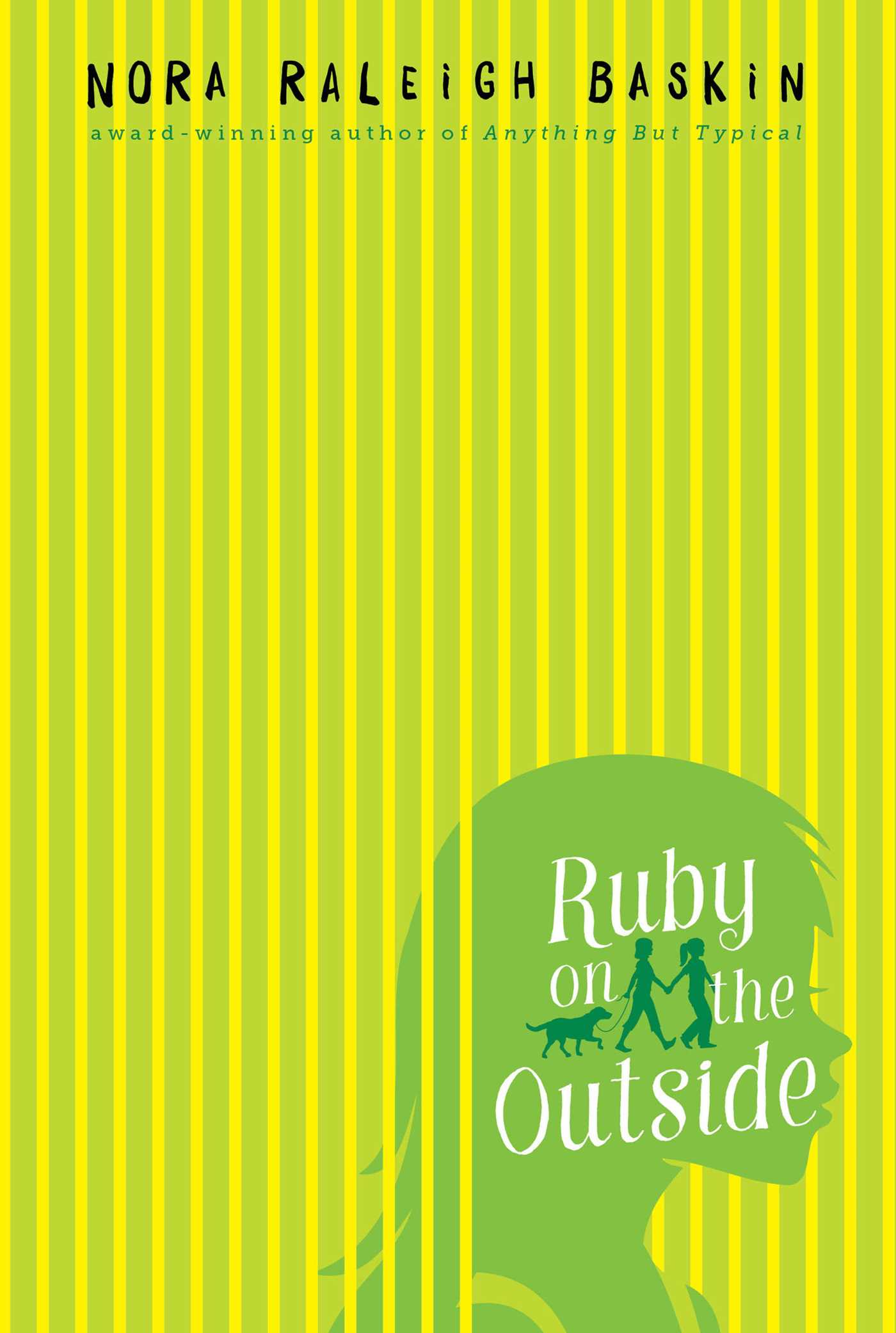 Ruby on the outside 9781442485044 hr