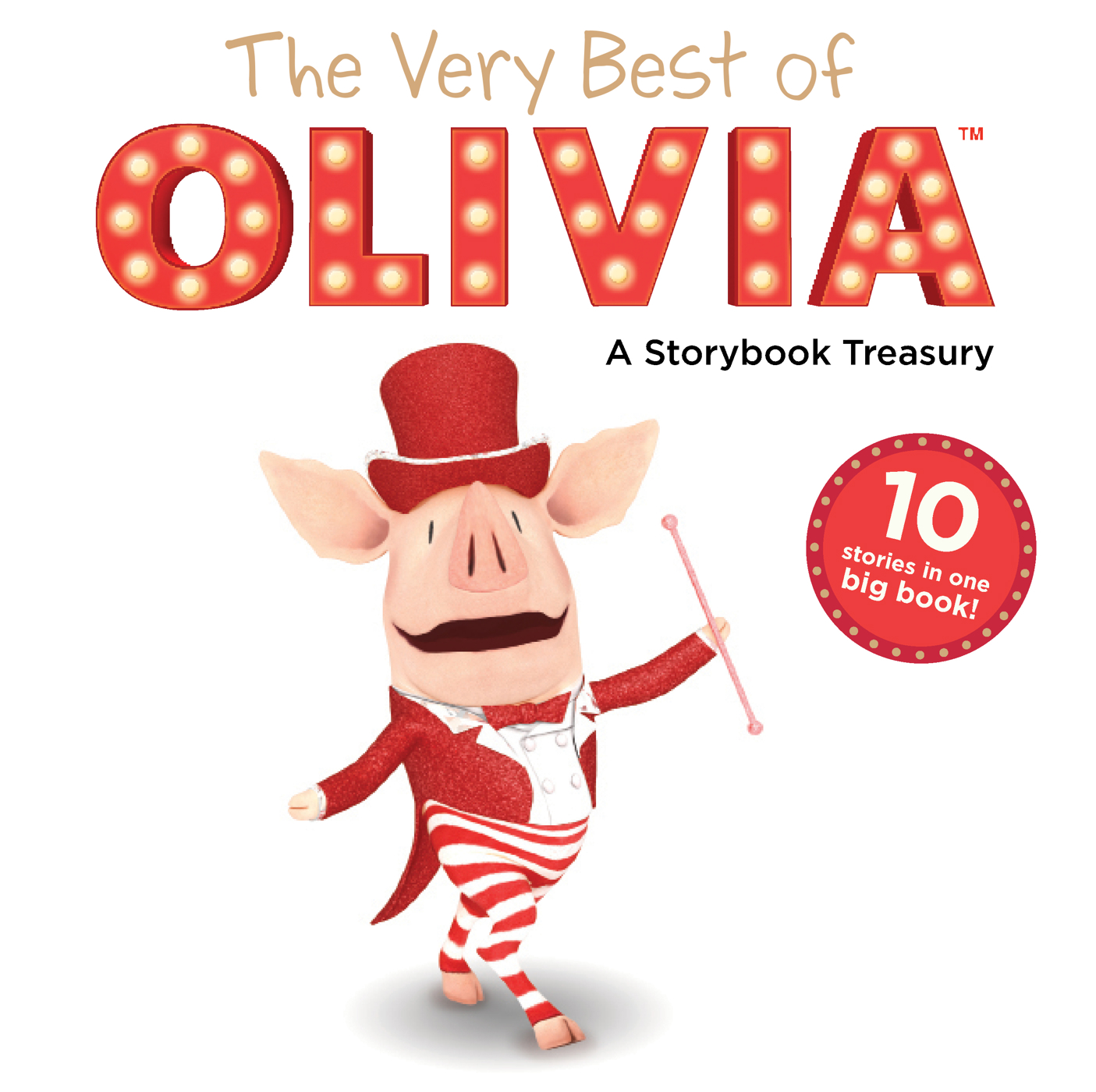 The very best of olivia 9781442485976 hr