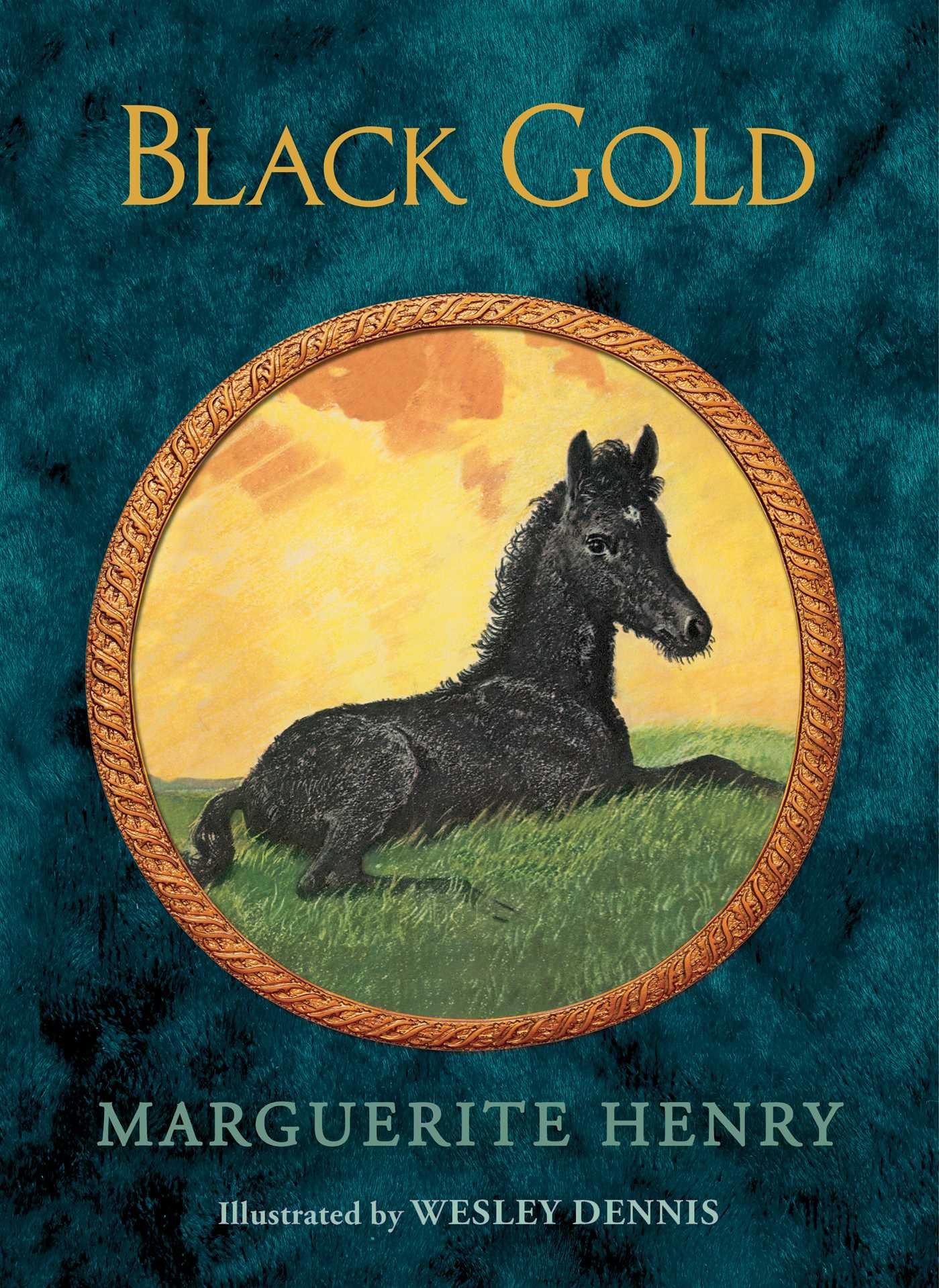 Black gold 9781442488076 hr