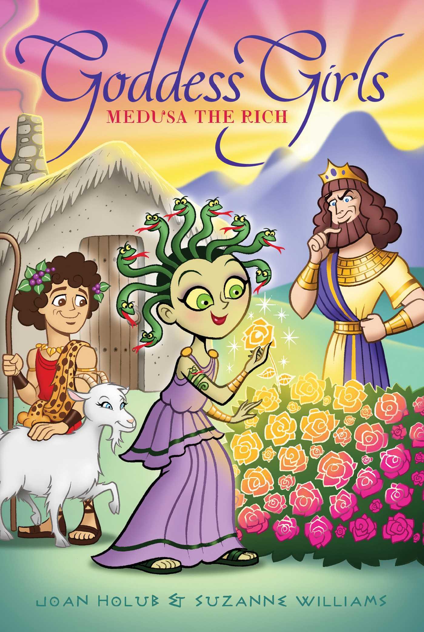 Medusa the rich 9781442488298 hr