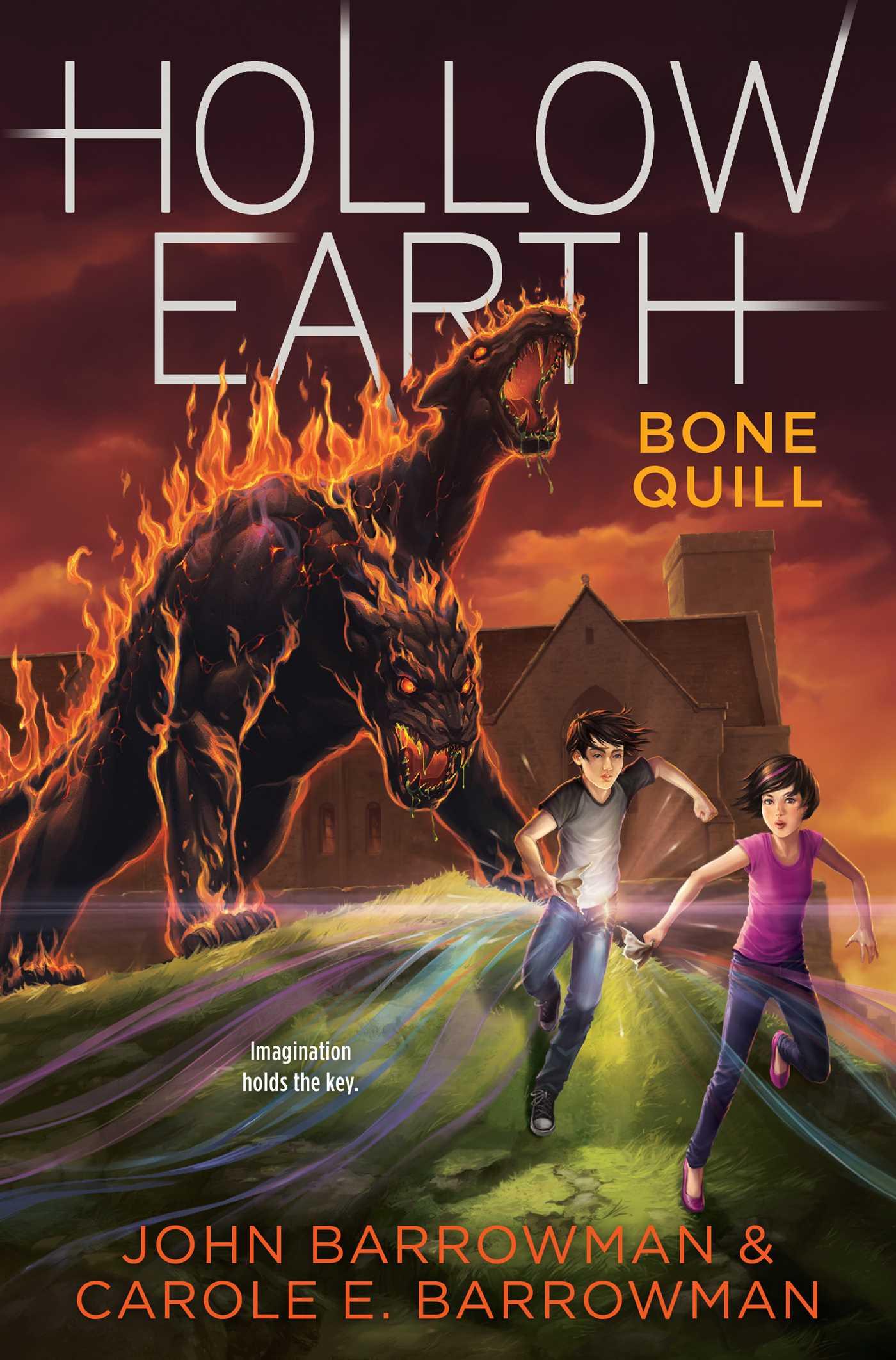 Bone quill 9781442489301 hr