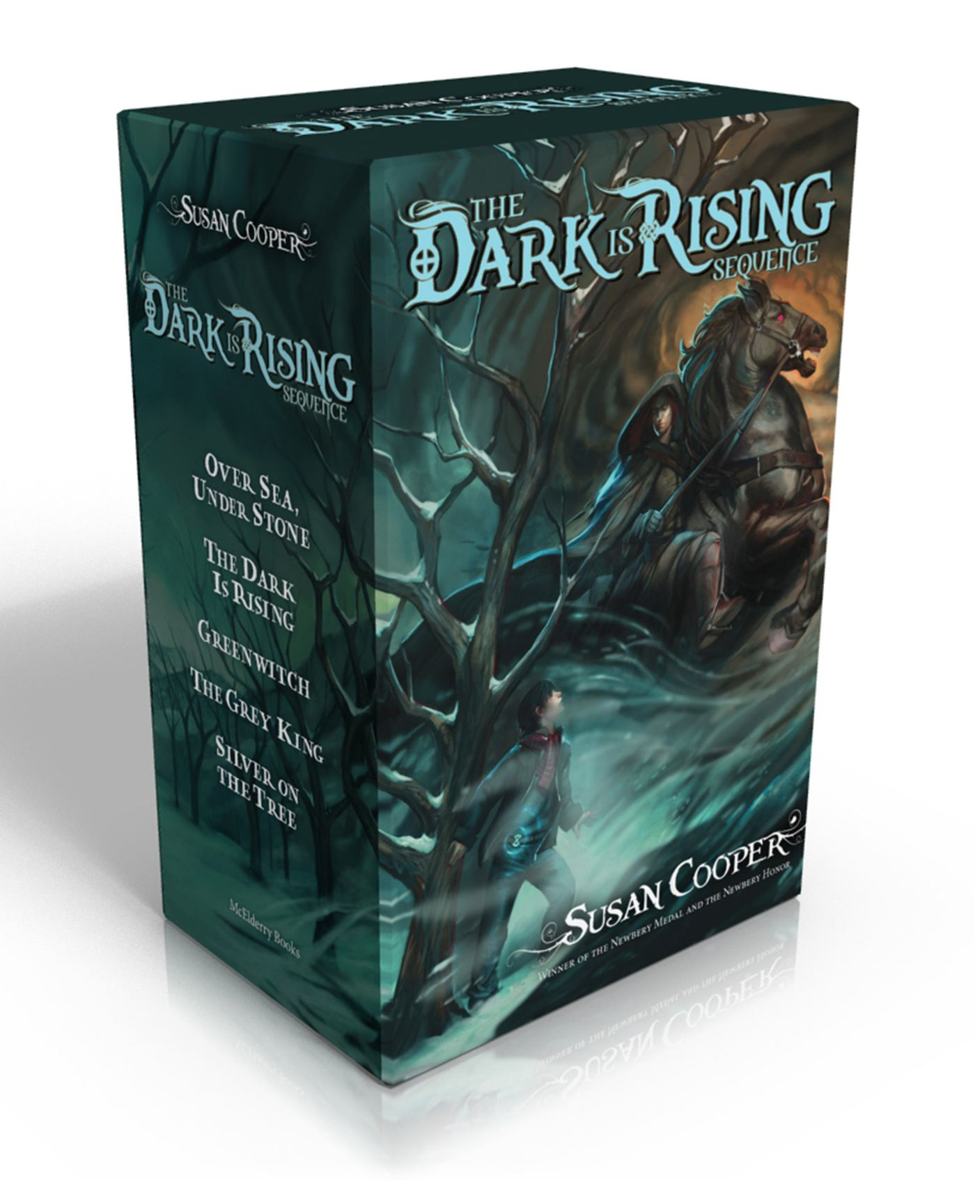 The dark is rising sequence 9781442489677 hr