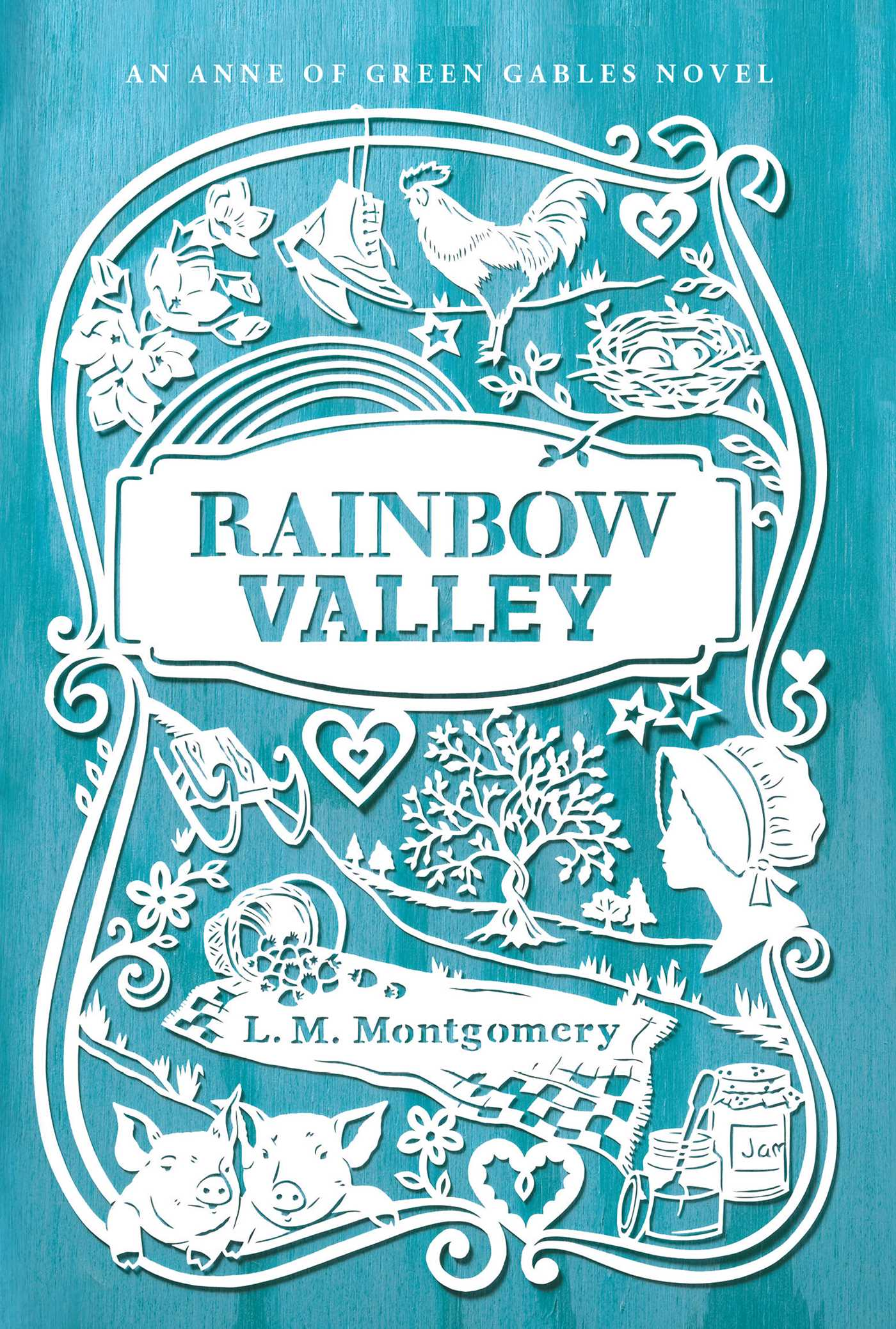 Rainbow Valley Book By L M Montgomery Official