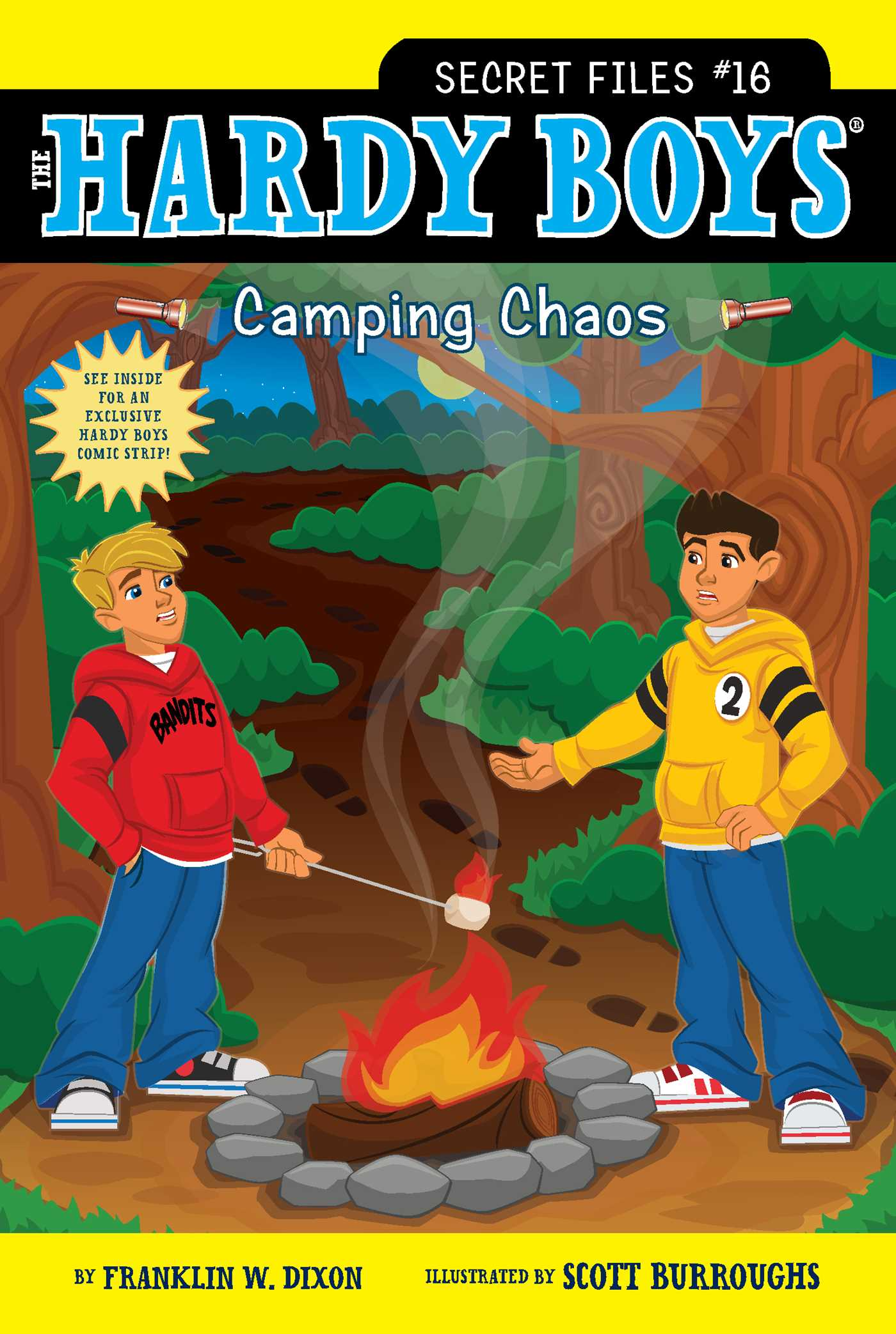 Camping chaos 9781442490482 hr