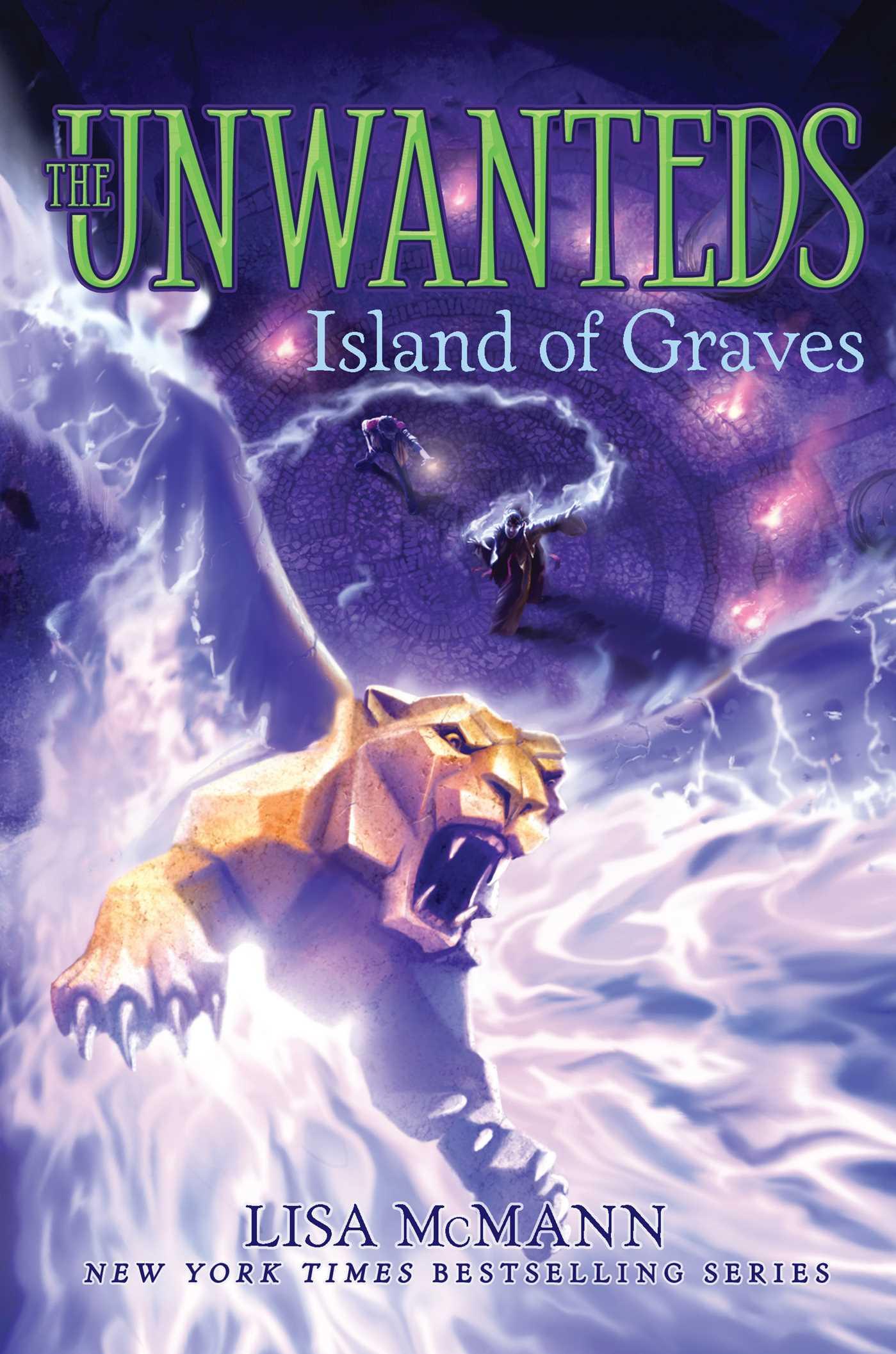 Island of graves 9781442493360 hr