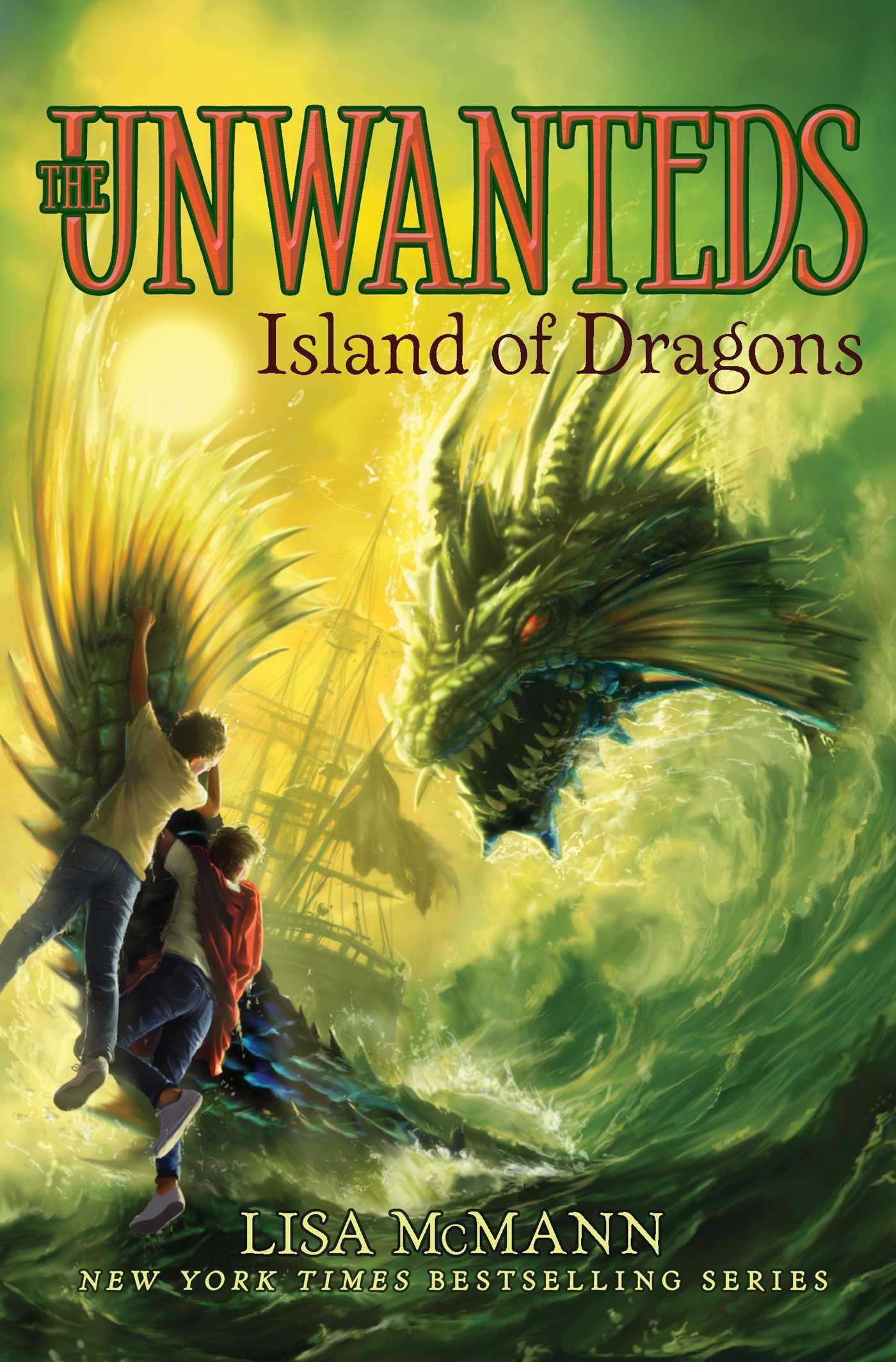 Island of dragons 9781442493377 hr