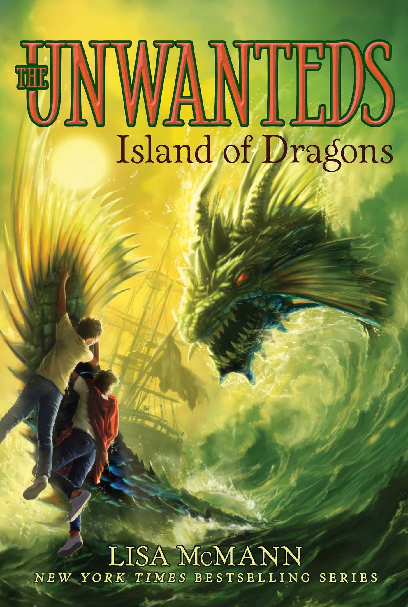 Island of dragons 9781442493384 hr
