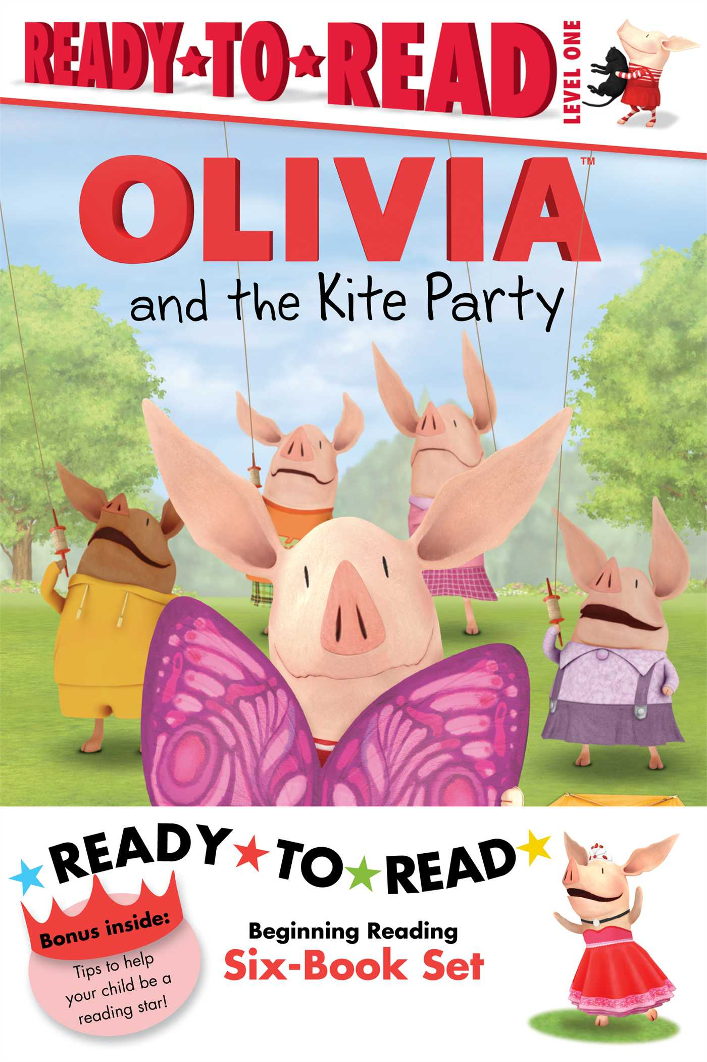 Olivia ready to read value pack 2 9781442494381 hr