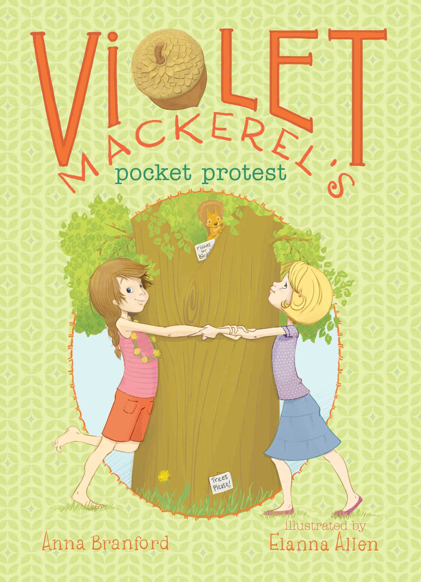Violet mackerels pocket protest 9781442494589 hr