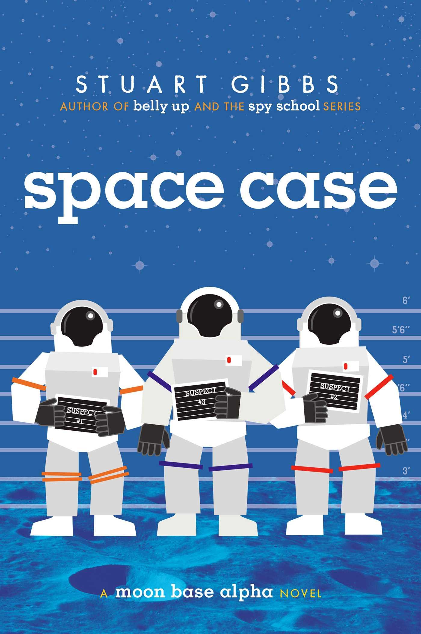 Space case 9781442494862 hr