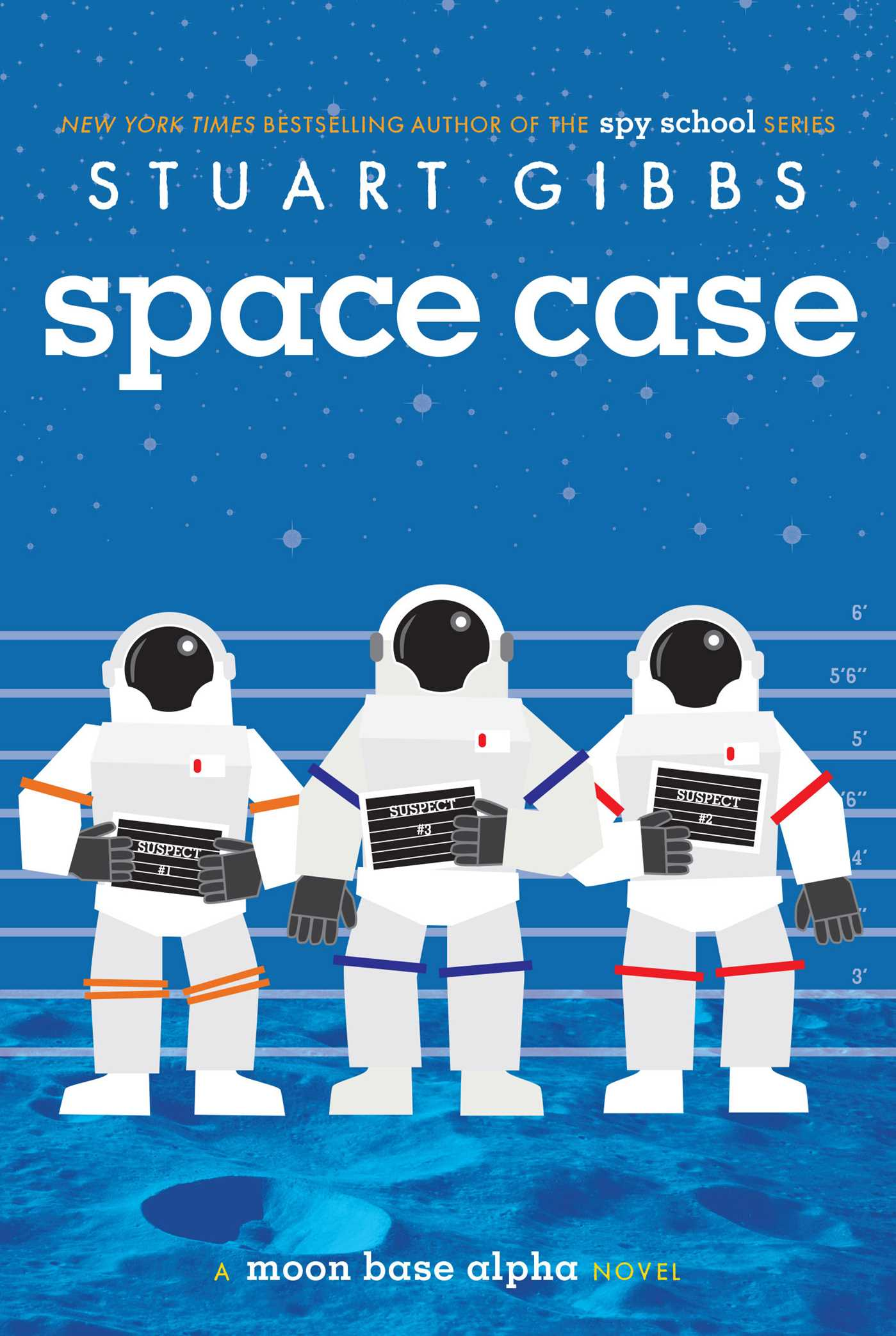 Space Case | Book by Stuart Gibbs | Official Publisher Page
