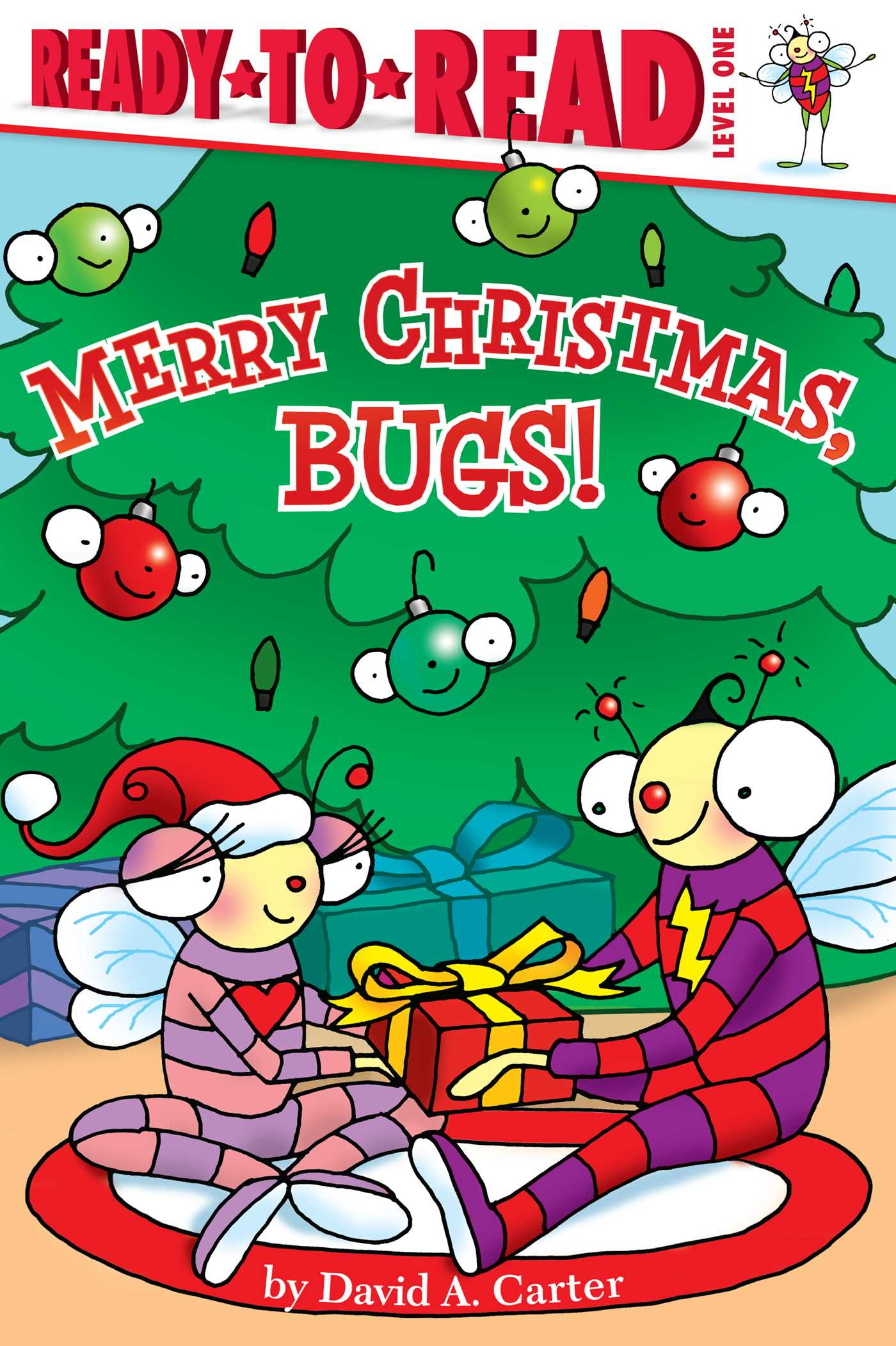 Merry christmas bugs! 9781442495067 hr