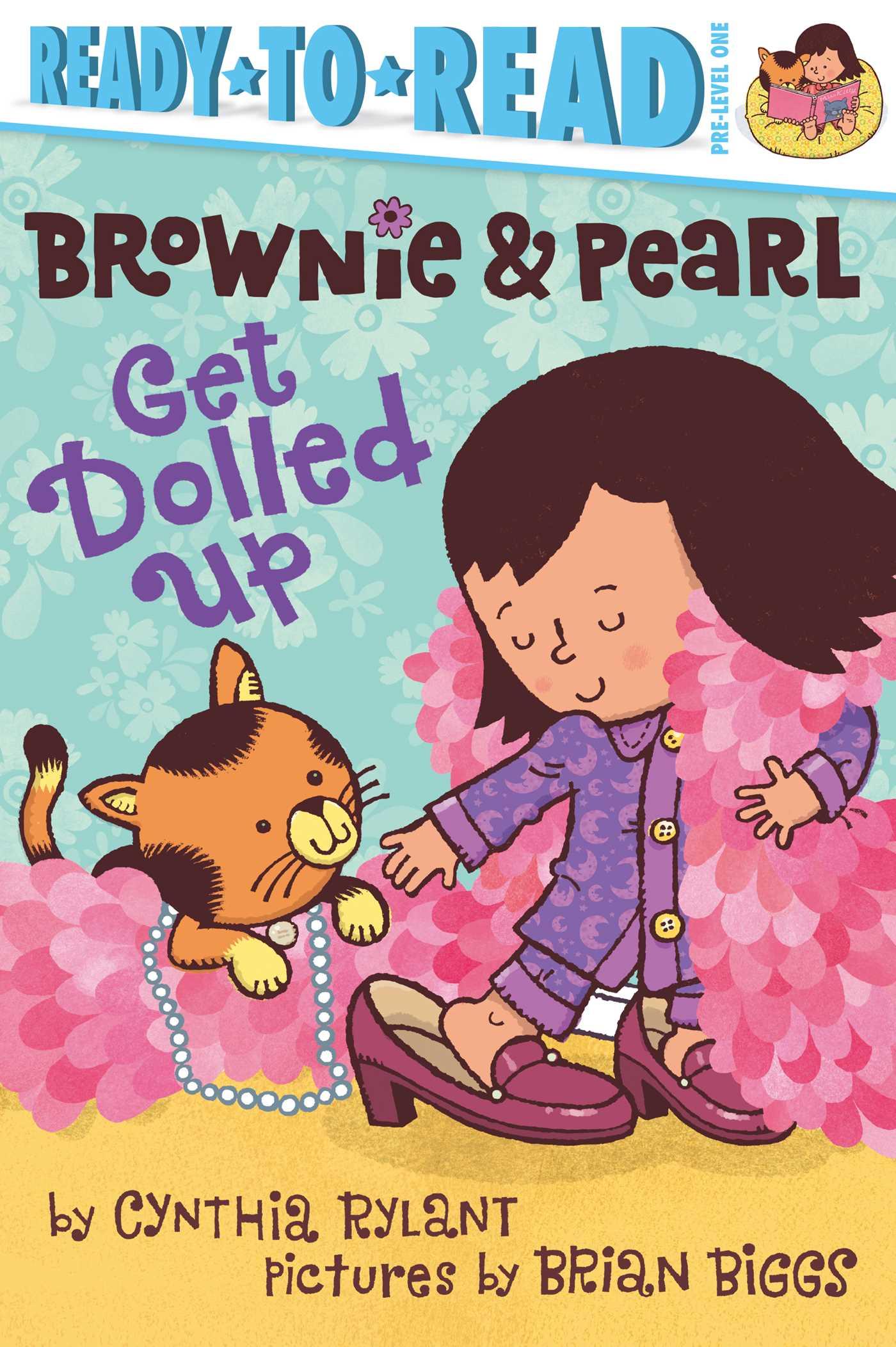 Brownie pearl get dolled up 9781442495678 hr