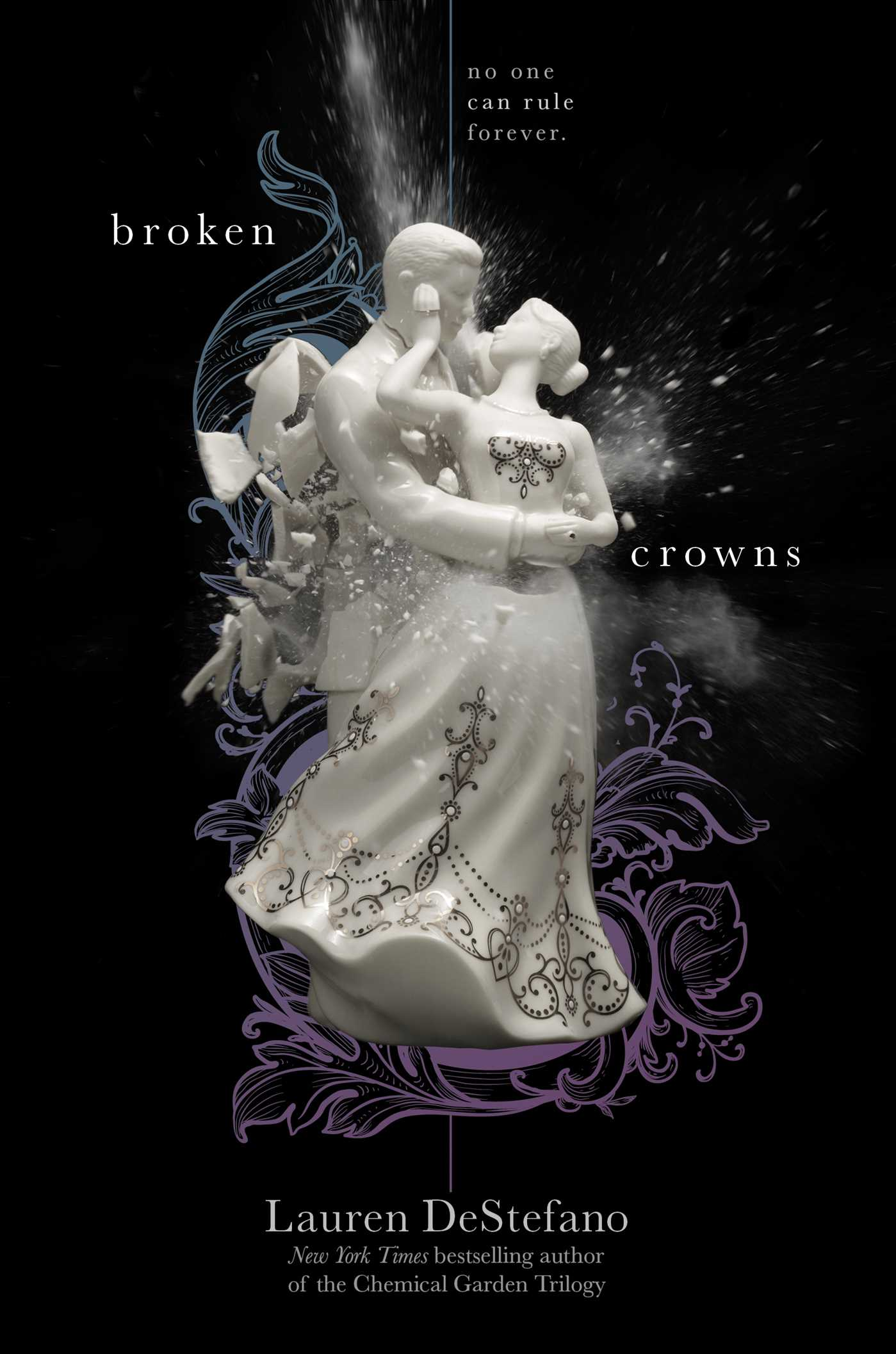 Broken crowns 9781442496446 hr