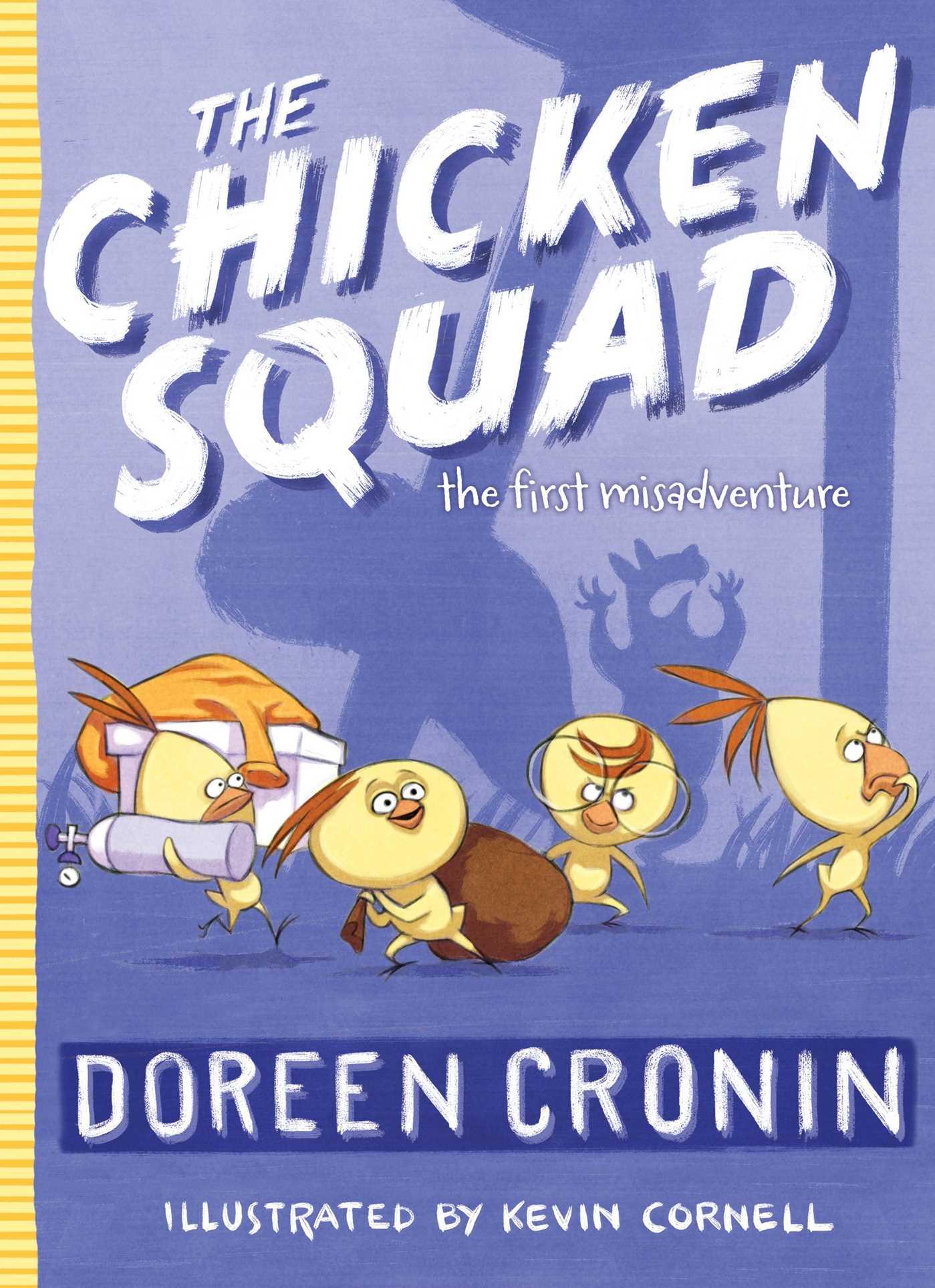 The chicken squad 9781442496774 hr