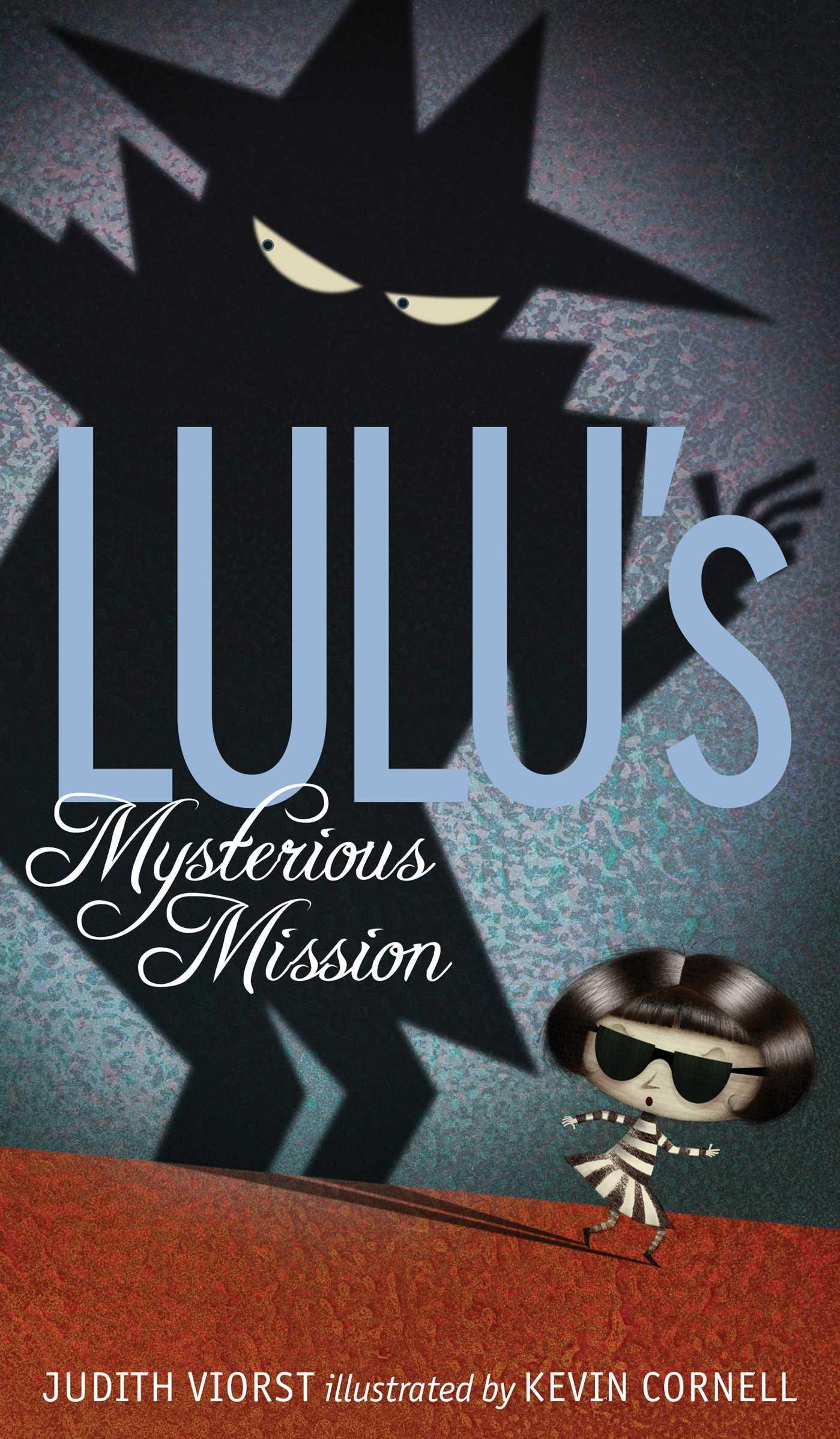 Lulus mysterious mission 9781442497474 hr