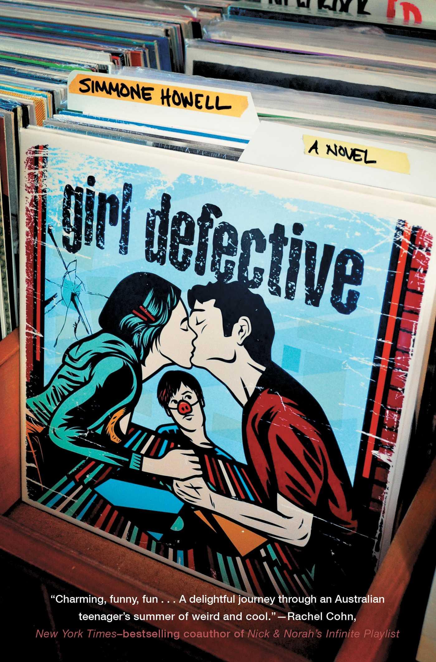 Girl defective 9781442497603 hr