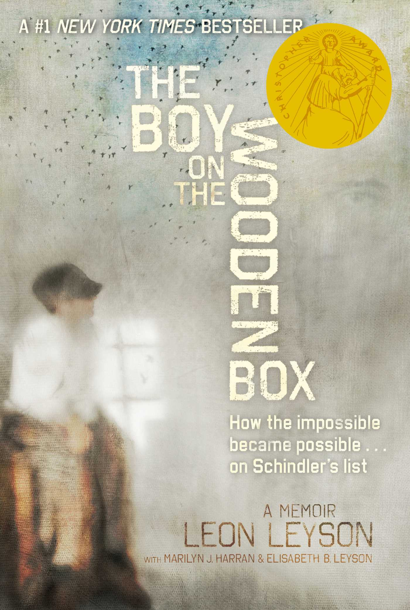 Book Cover Image (jpg): The Boy on the Wooden Box