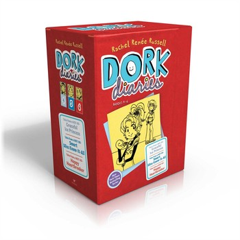 Dork Diaries Box Set (Books 4-6)