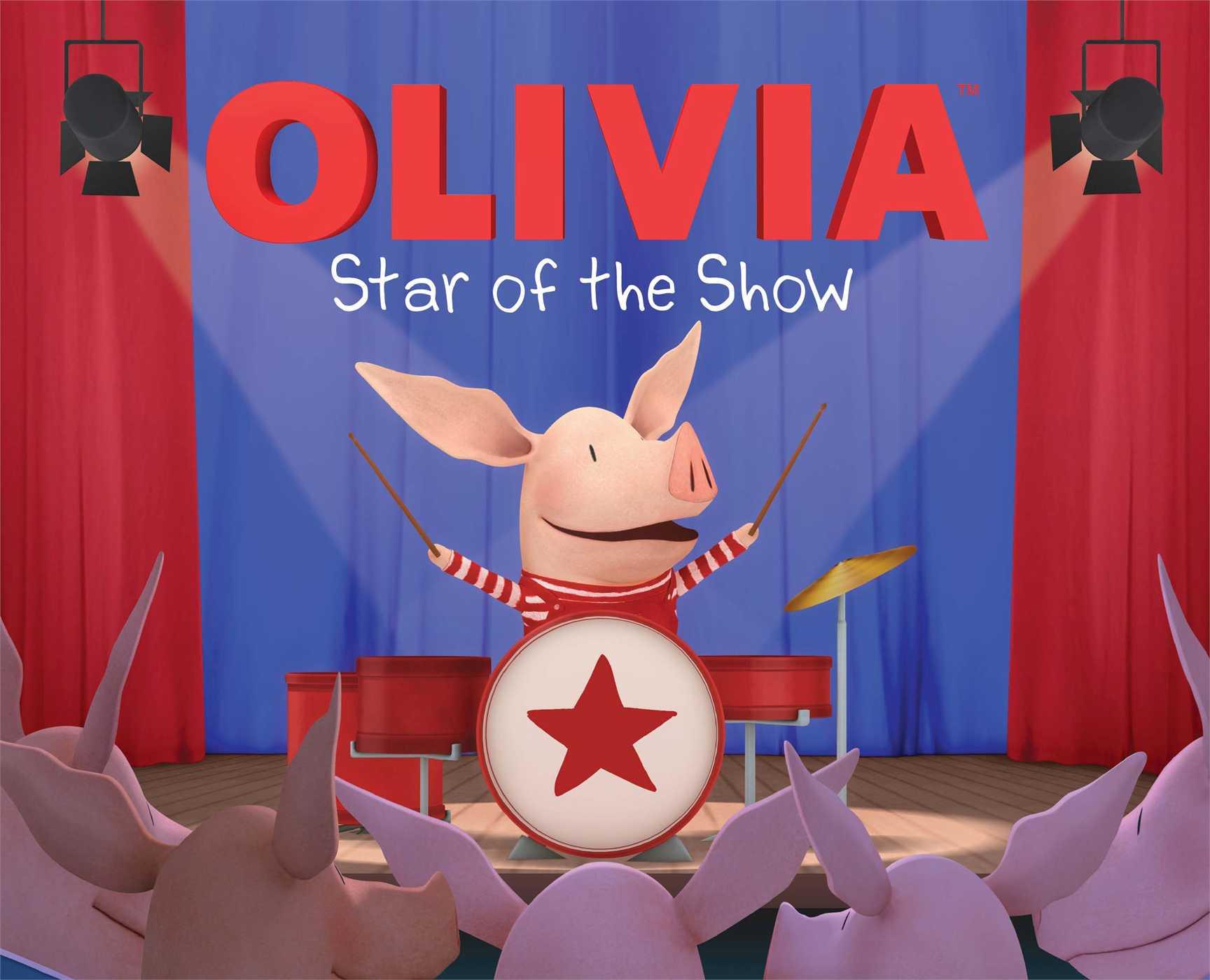 7276e9c456df Book Cover Image (jpg)  Star of the Show