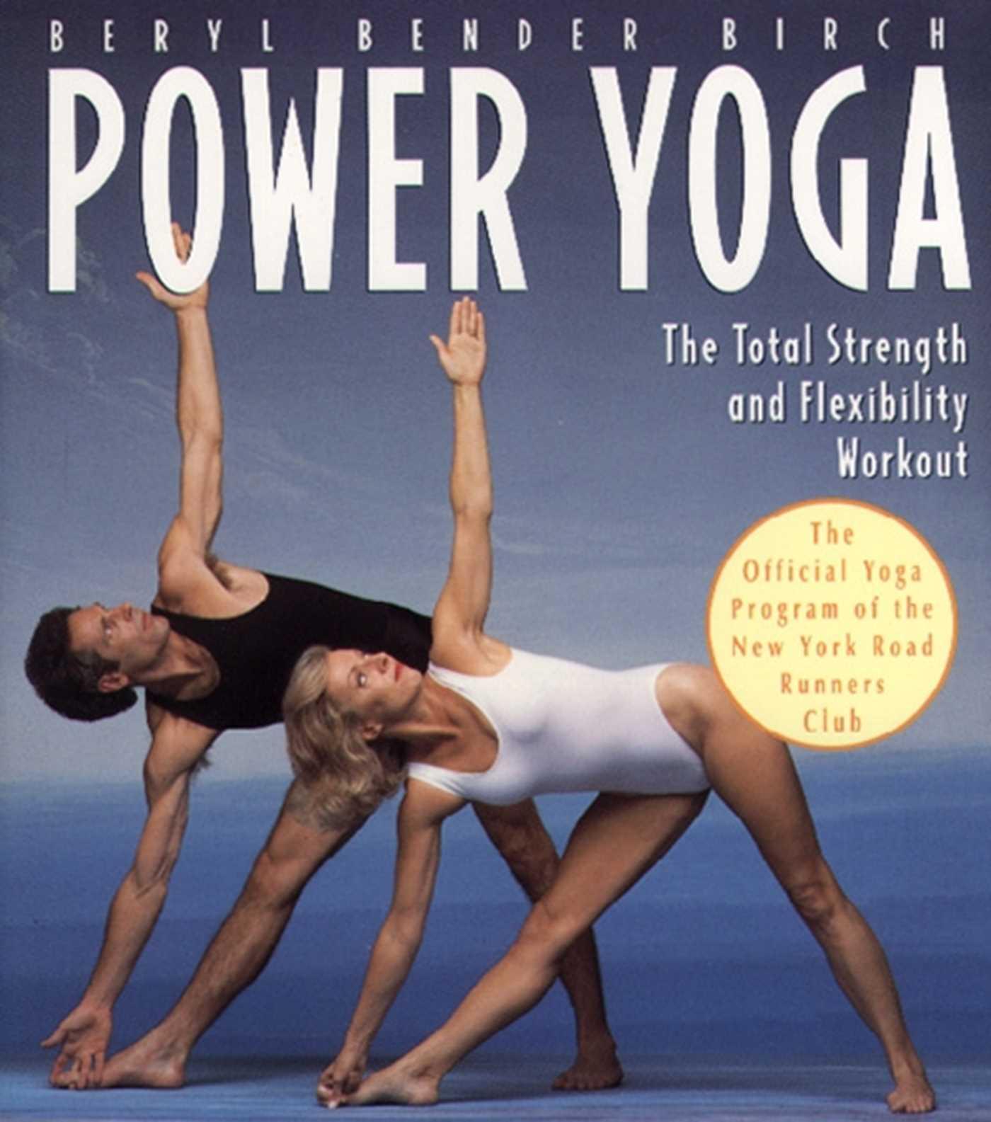 Power yoga 9781451602210 hr