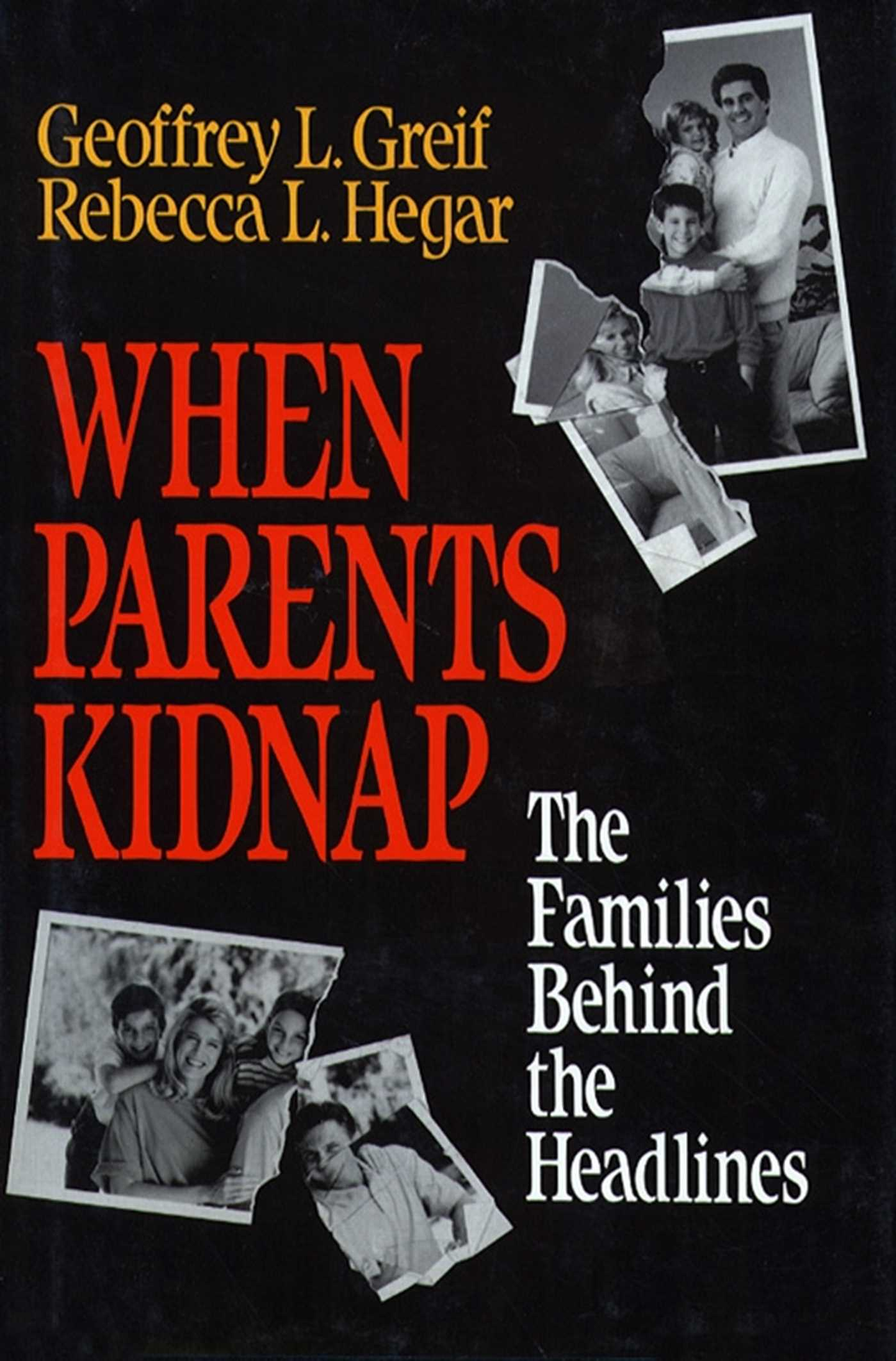 When parents kidnap 9781451602357 hr