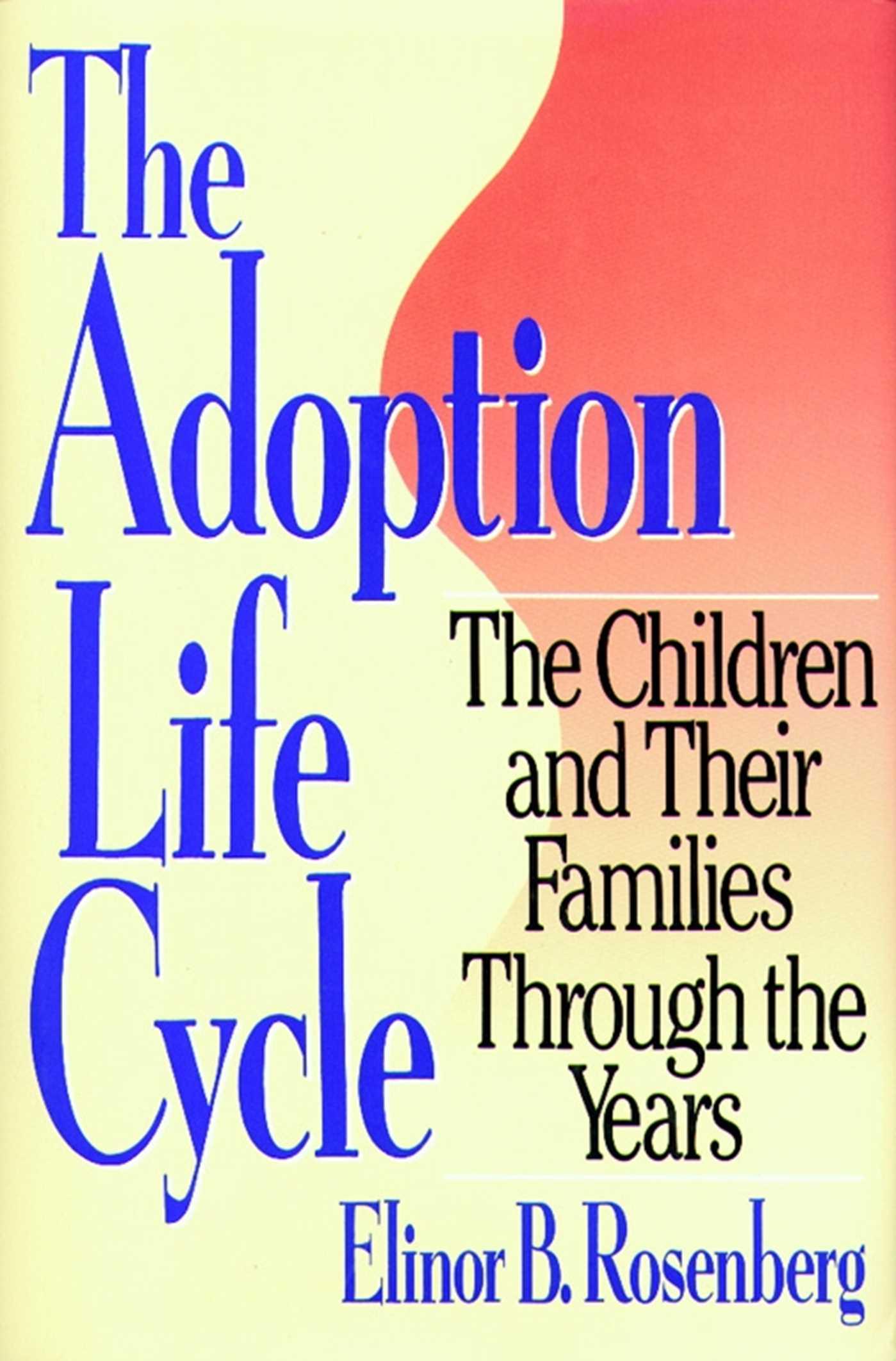 Adoption life cycle 9781451602487 hr