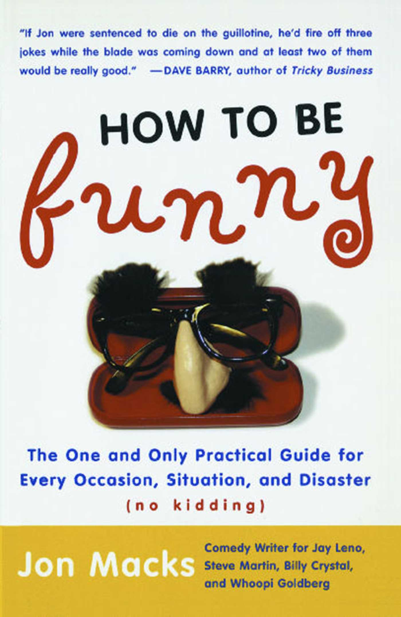 How to be funny 9781451603477 hr
