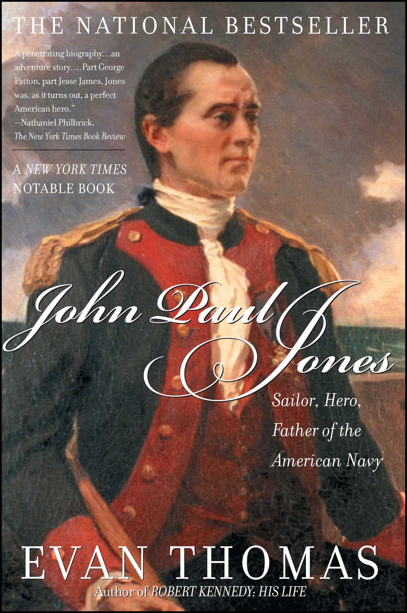 John paul jones 9781451603996 hr