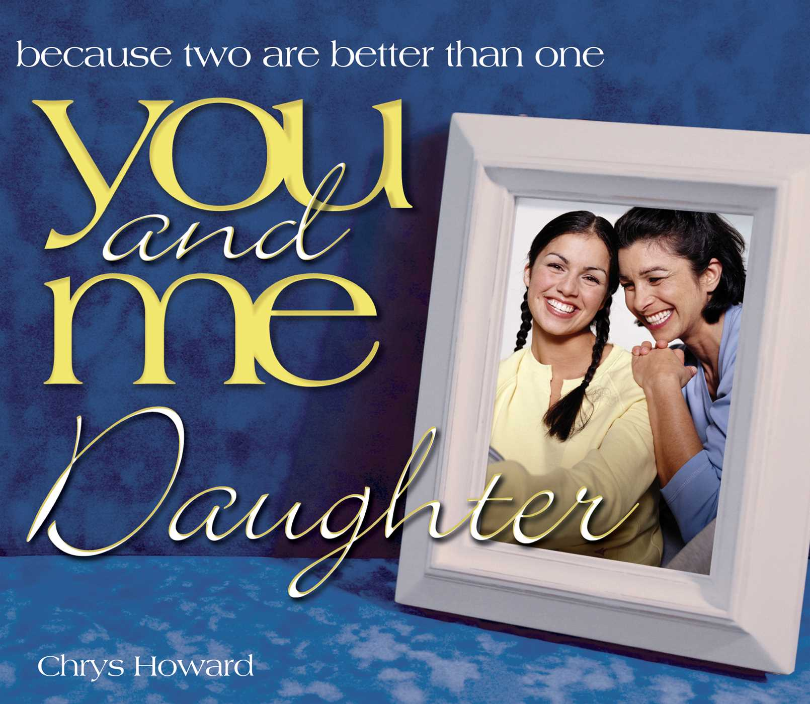 You and me daughter 9781451605259 hr